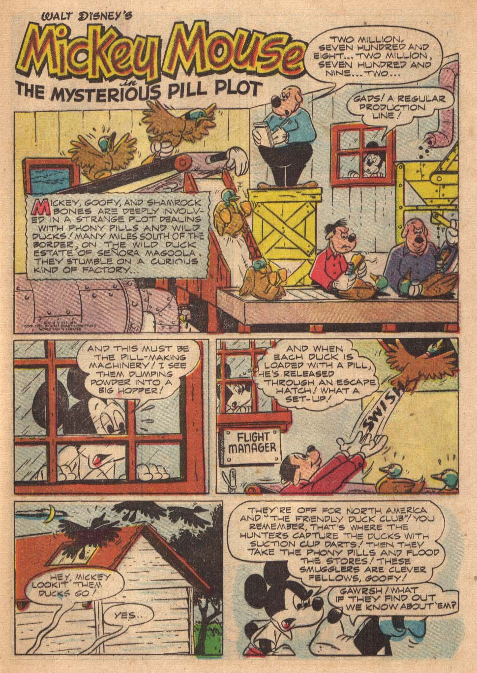 Walt Disney's Comics and Stories issue 145 - Page 45