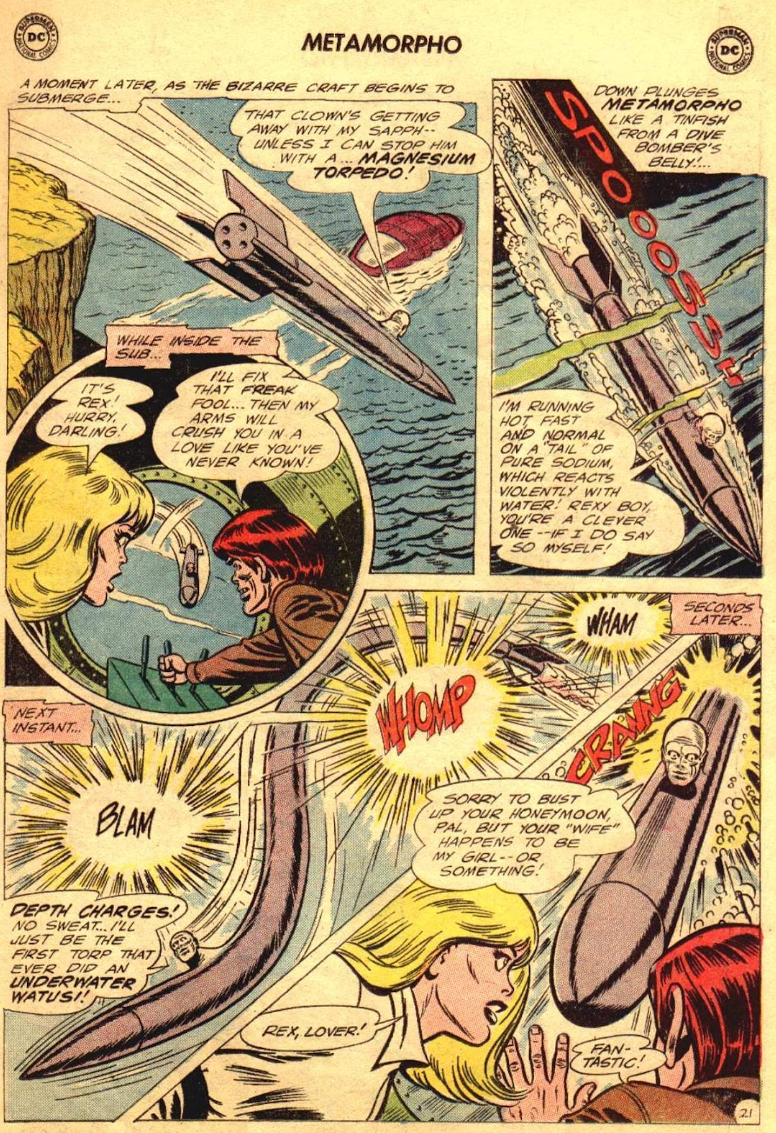 Metamorpho (1965) issue 2 - Page 23