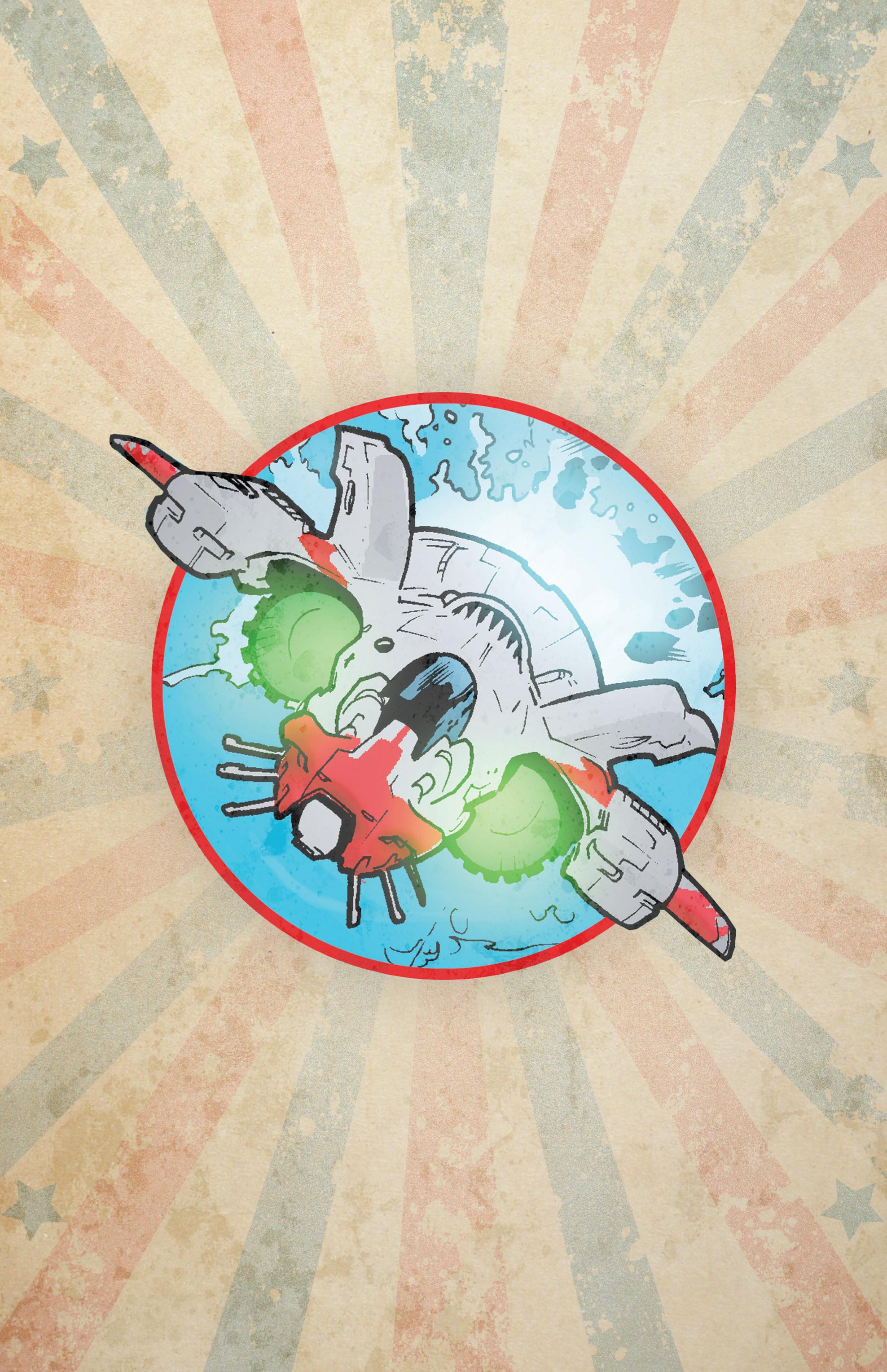 Read online Shockrockets comic -  Issue # TPB - 102