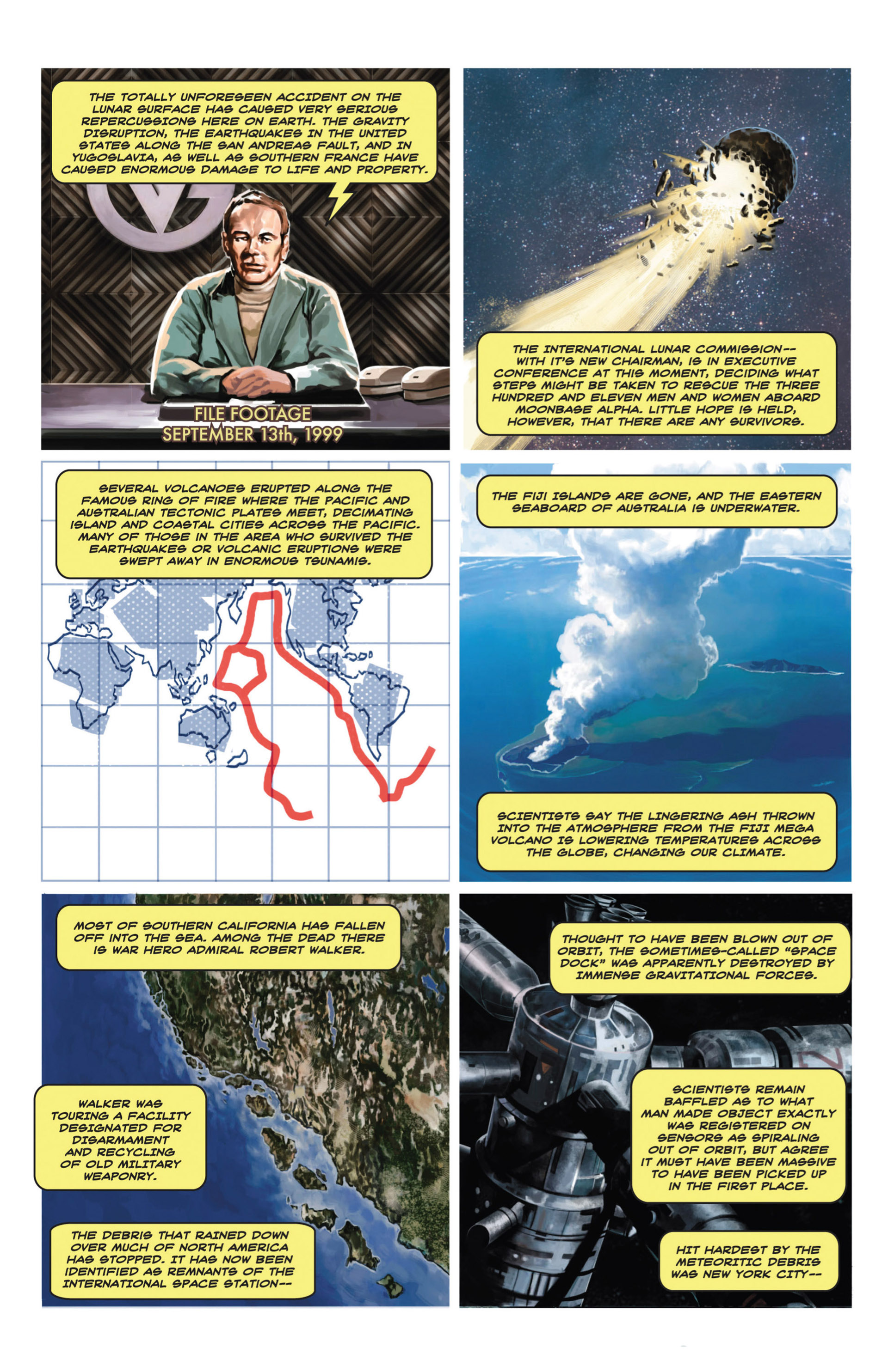 Read online Space: 1999: Aftershock comic -  Issue #3 - 23