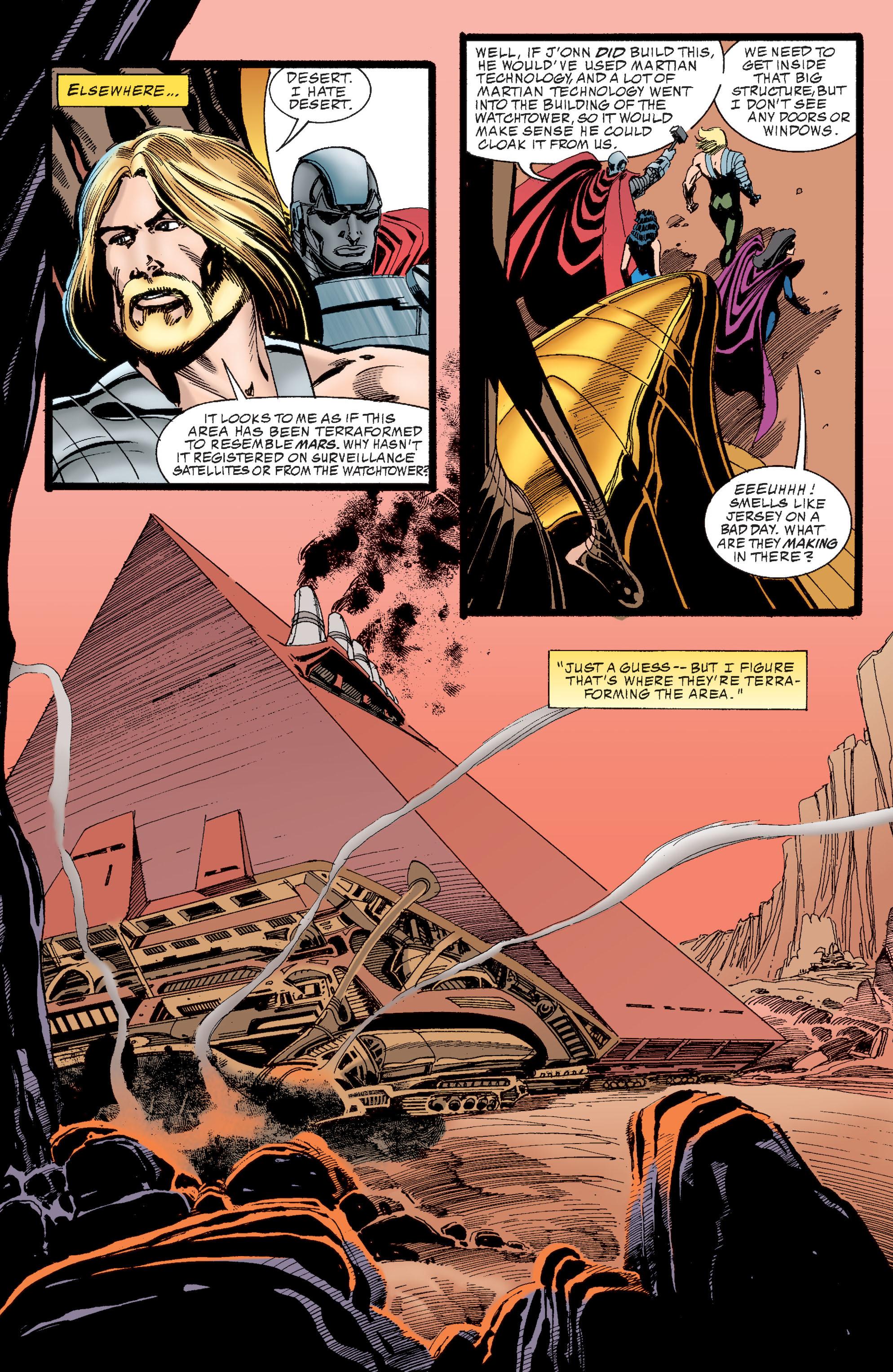 Read online Martian Manhunter: Son of Mars comic -  Issue # TPB - 153