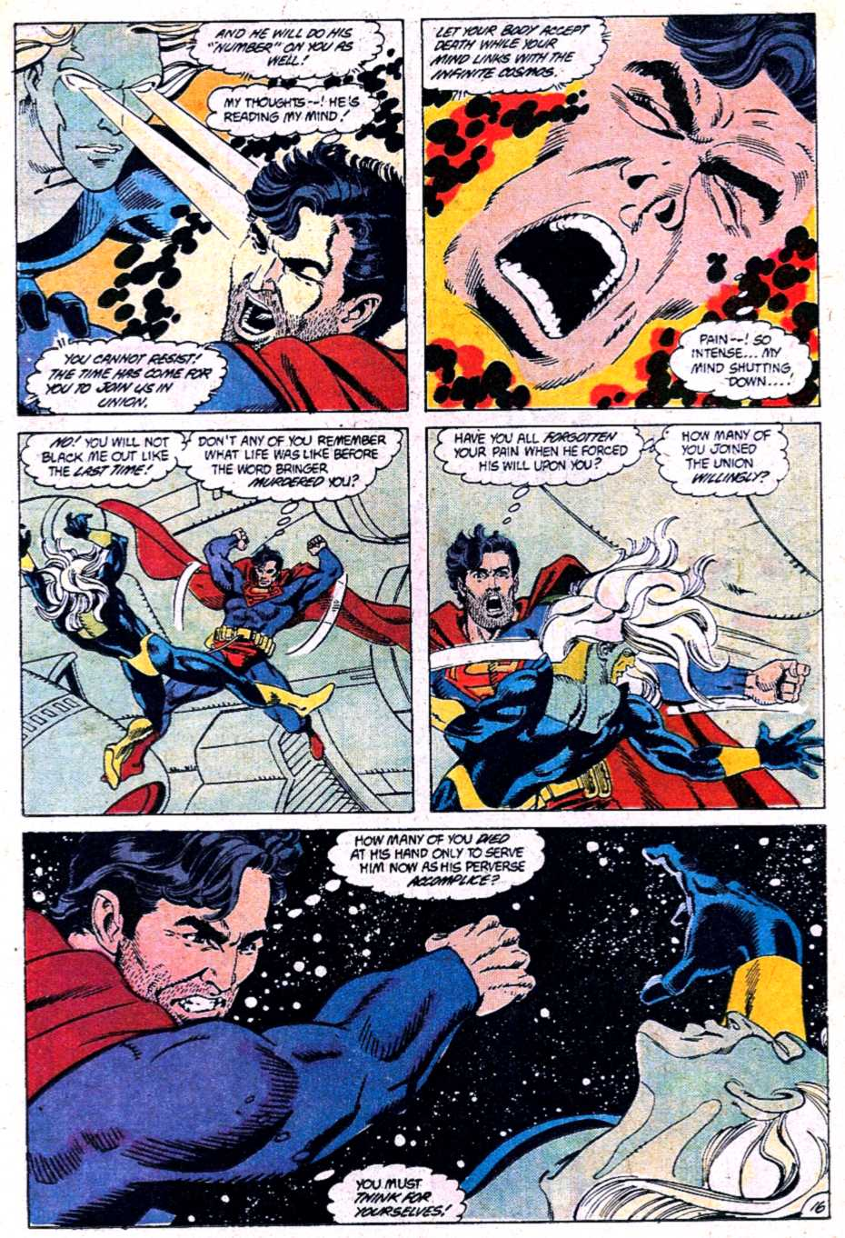 Read online Adventures of Superman (1987) comic -  Issue #452 - 17