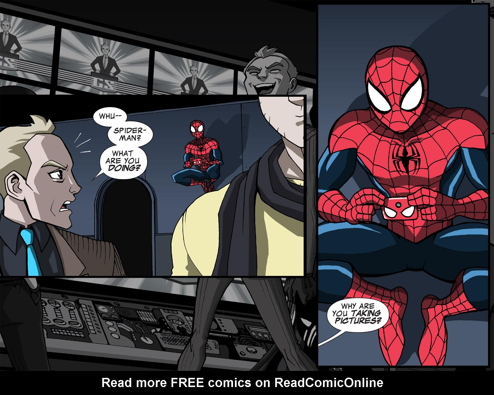 Read online Ultimate Spider-Man (Infinite Comics) (2015) comic -  Issue #19 - 9