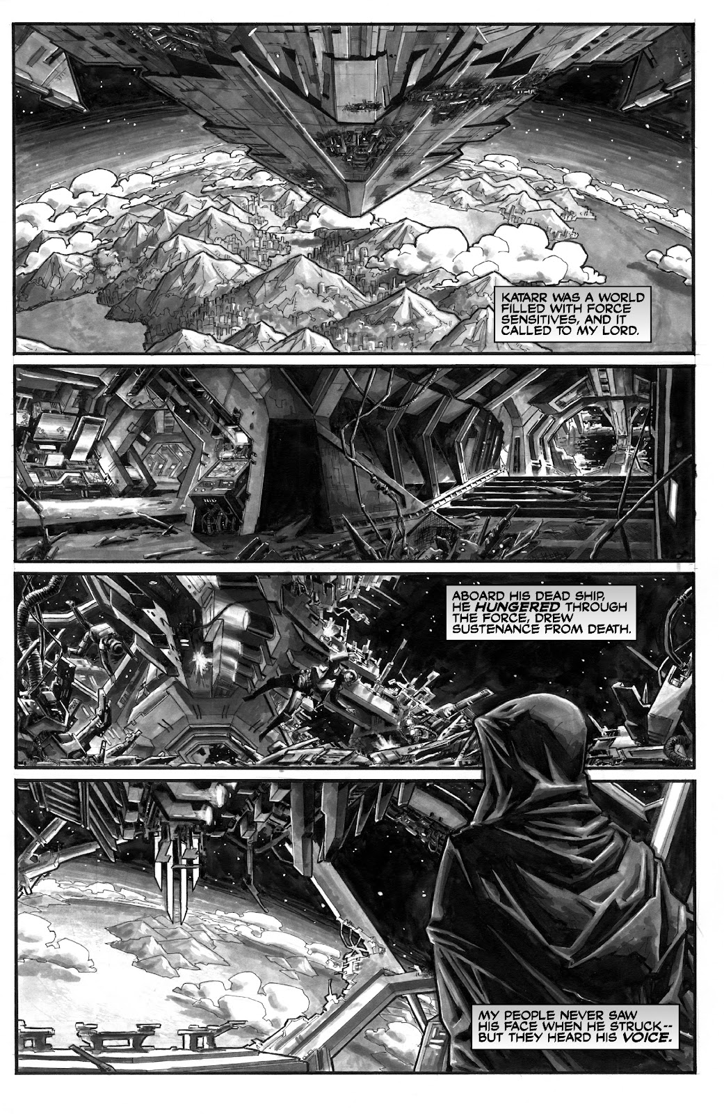 Read online Star Wars Legends: The Old Republic - Epic Collection comic -  Issue # TPB 3 (Part 5) - 20
