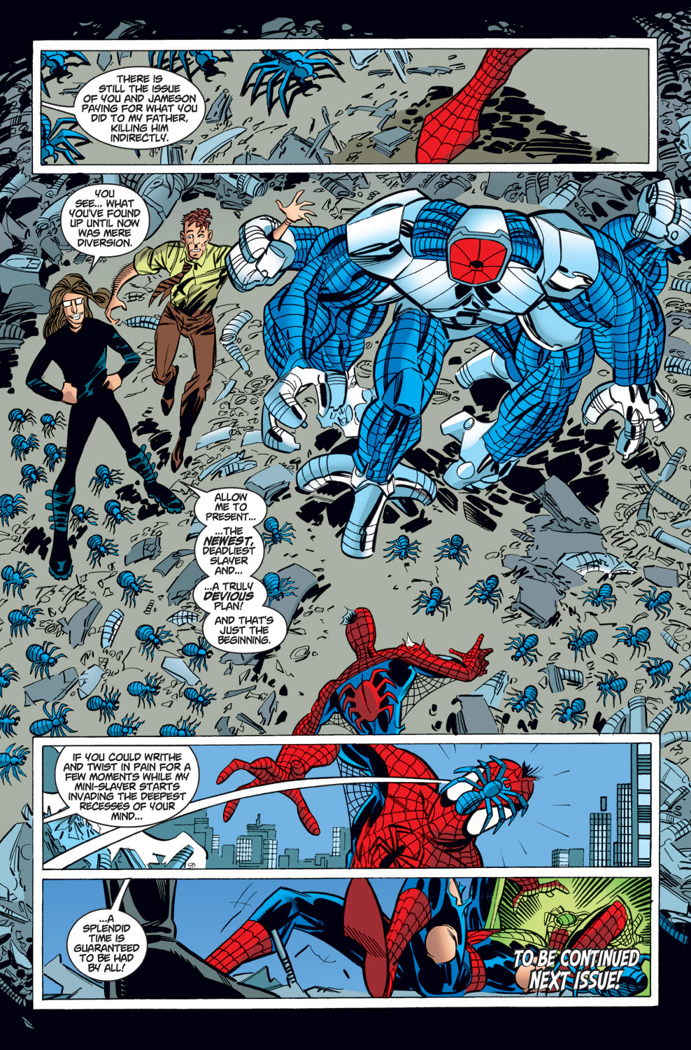 The Amazing Spider-Man (1999) 20 Page 22