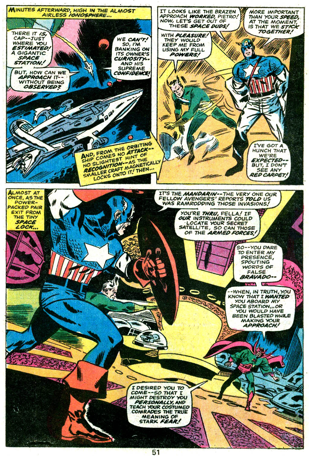 Giant-Size Avengers (1974) issue 5 - Page 42