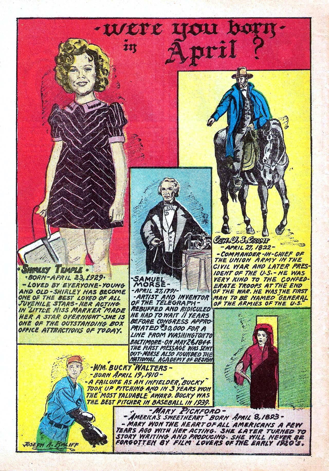 Read online Amazing Man Comics comic -  Issue #11 - 66