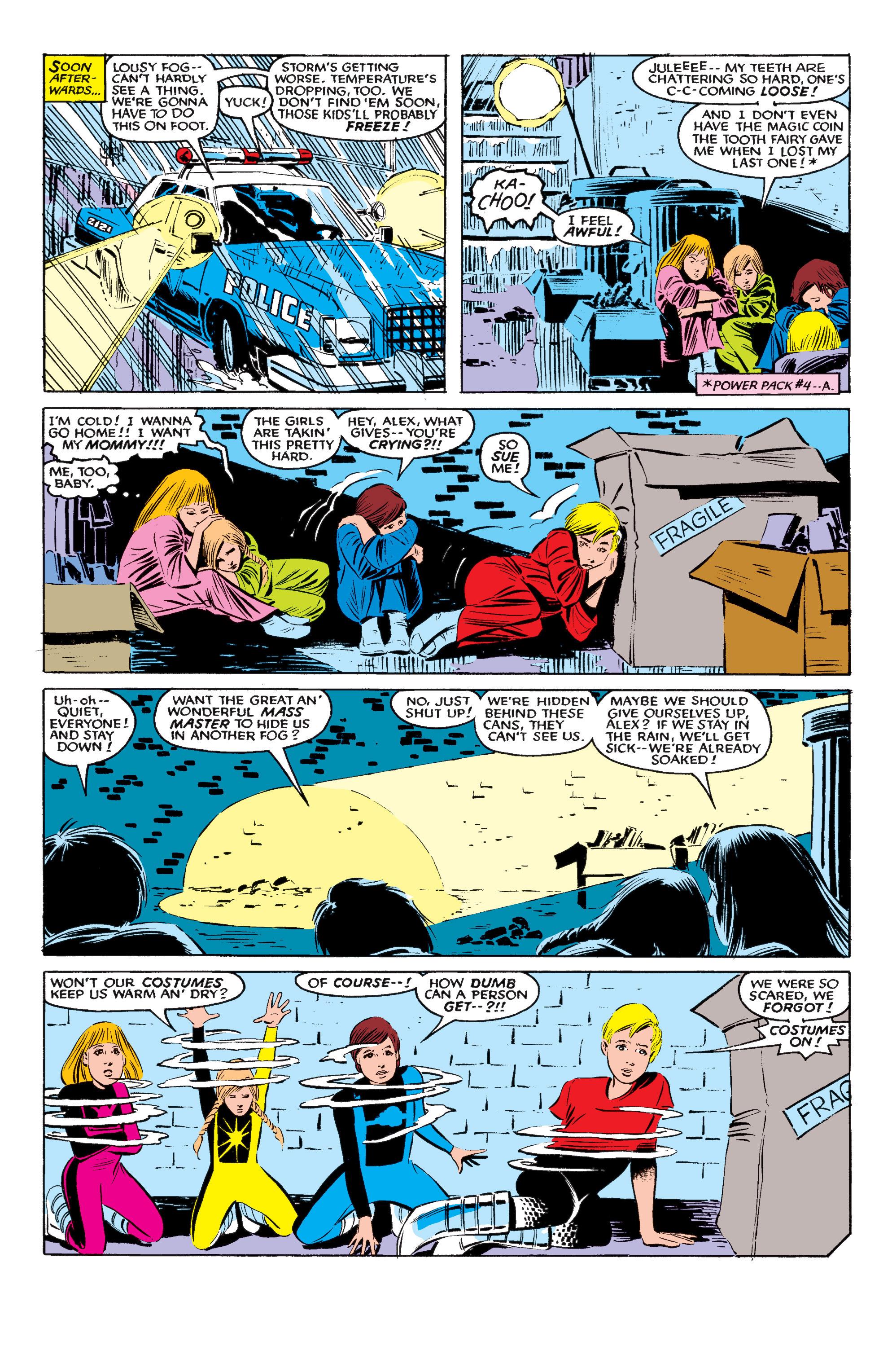 Read online Uncanny X-Men (1963) comic -  Issue #195 - 7