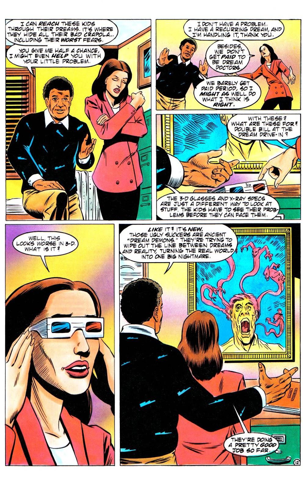 Read online Freddy's Dead: The Final Nightmare comic -  Issue #1 - 14