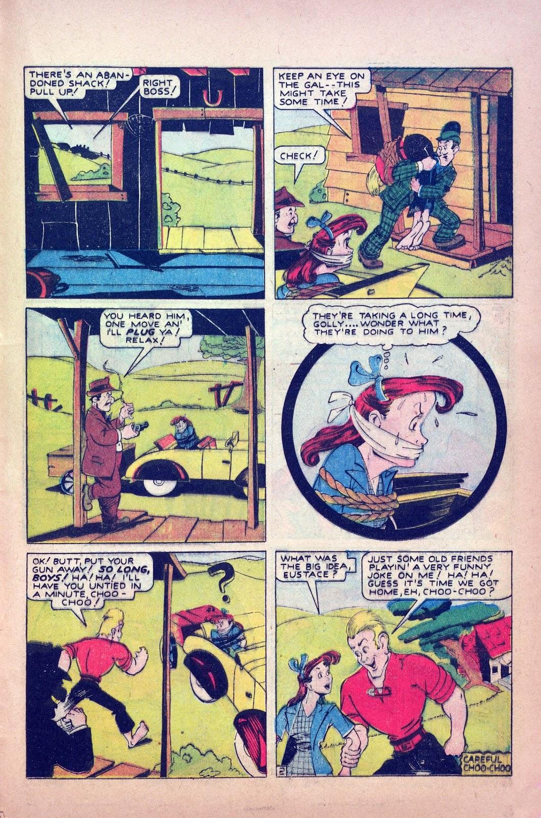Read online Joker Comics comic -  Issue #16 - 44