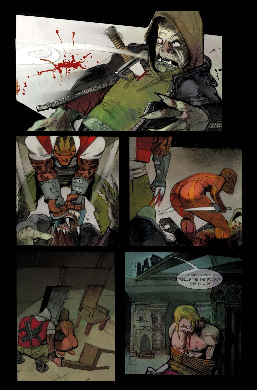 13 Coins issue TPB - Page 146
