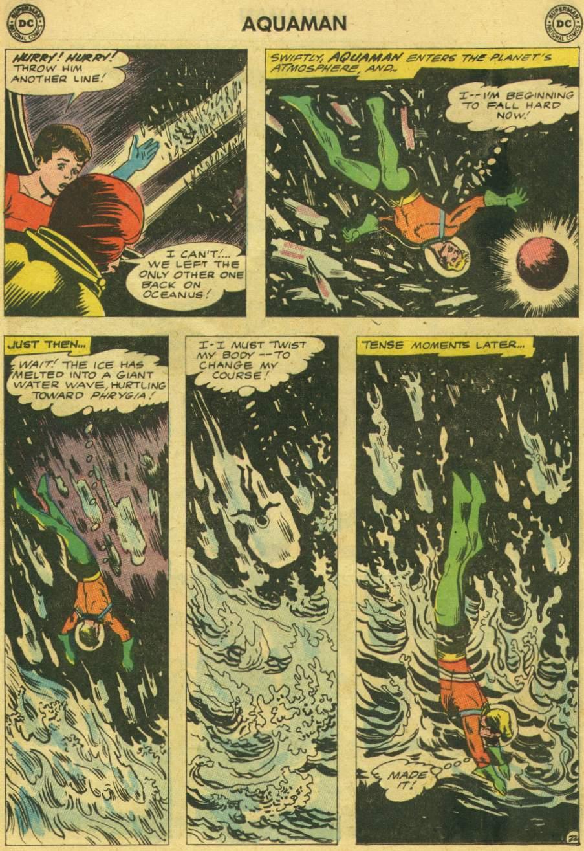 Read online Aquaman (1962) comic -  Issue #8 - 28