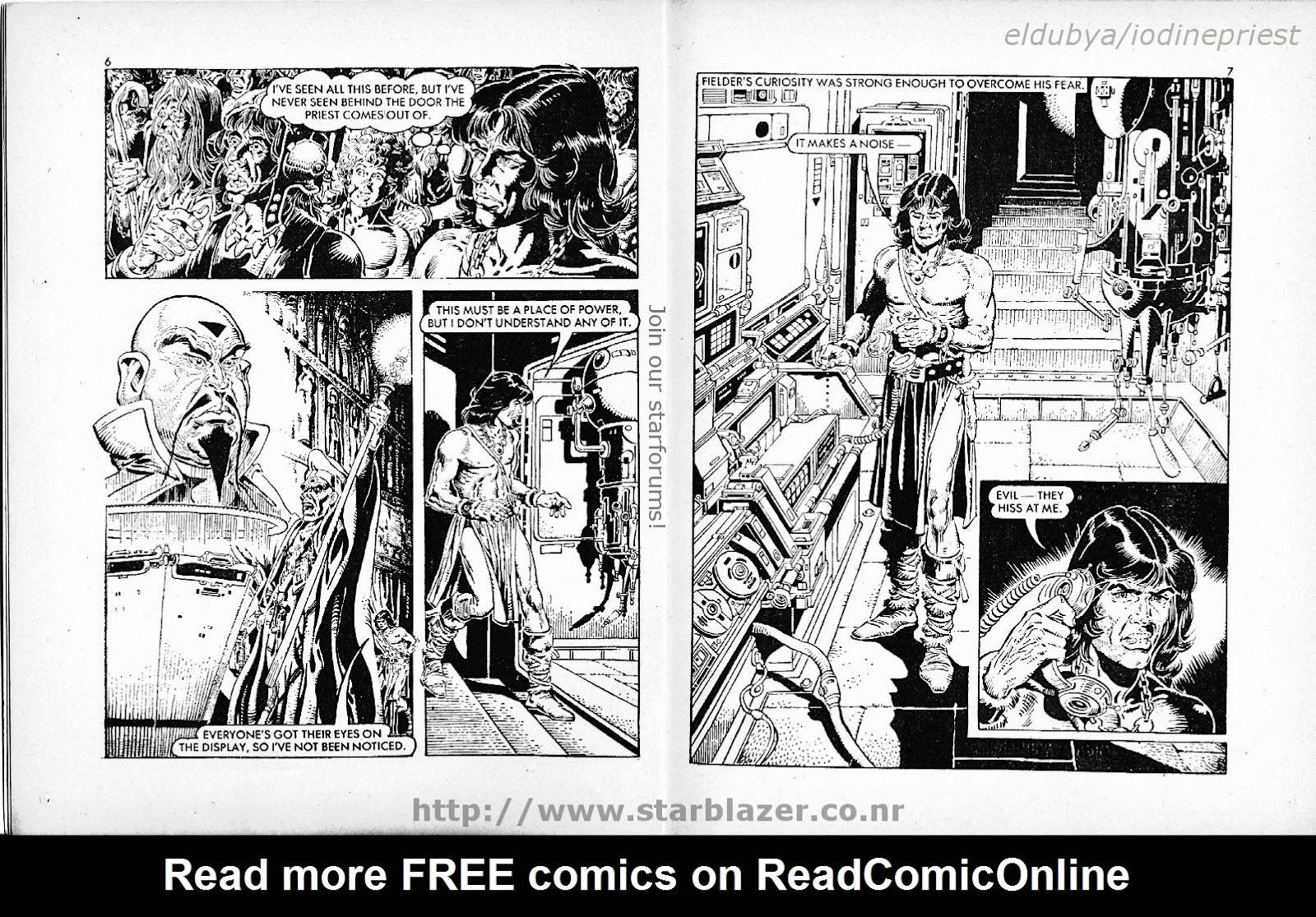 Starblazer issue 118 - Page 5