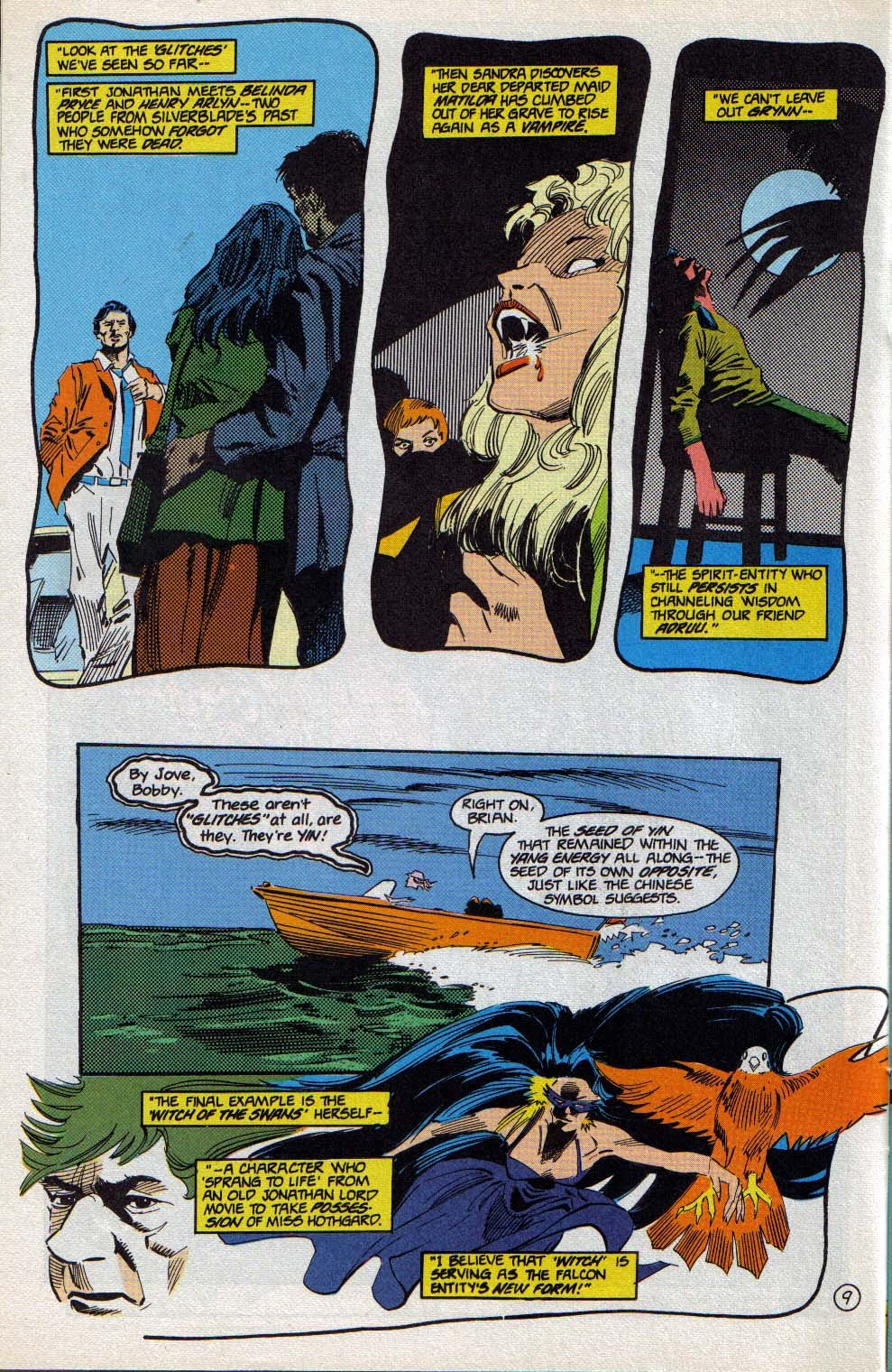 Silverblade issue 11 - Page 9