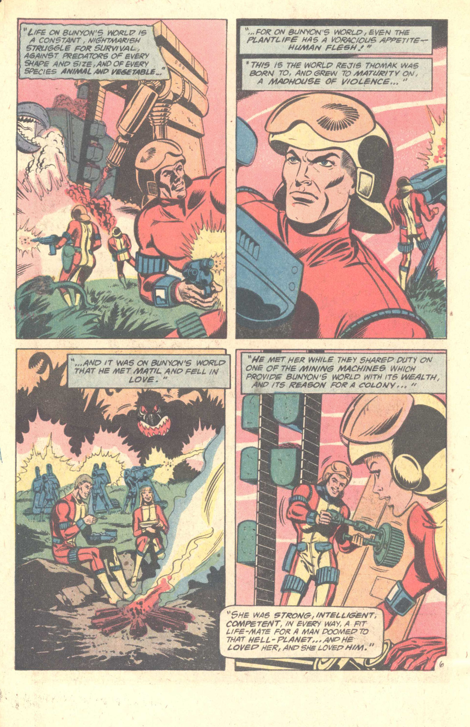 Legion of Super-Heroes (1980) 259 Page 9