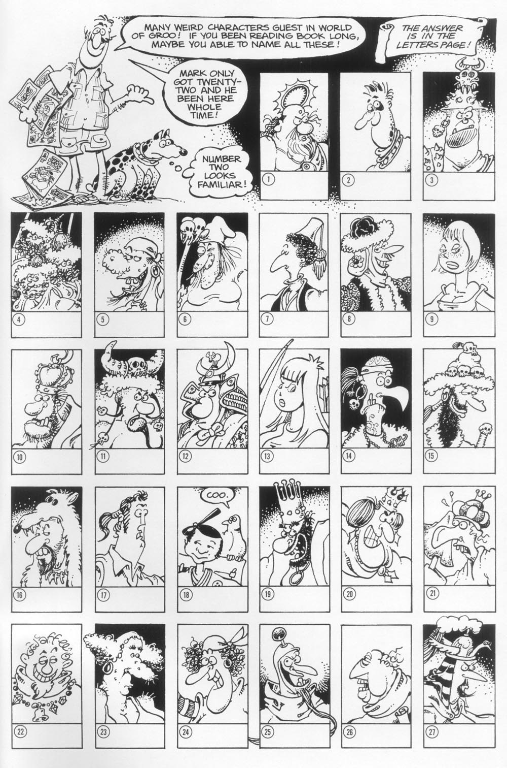 Read online Sergio Aragonés Groo the Wanderer comic -  Issue #99 - 33