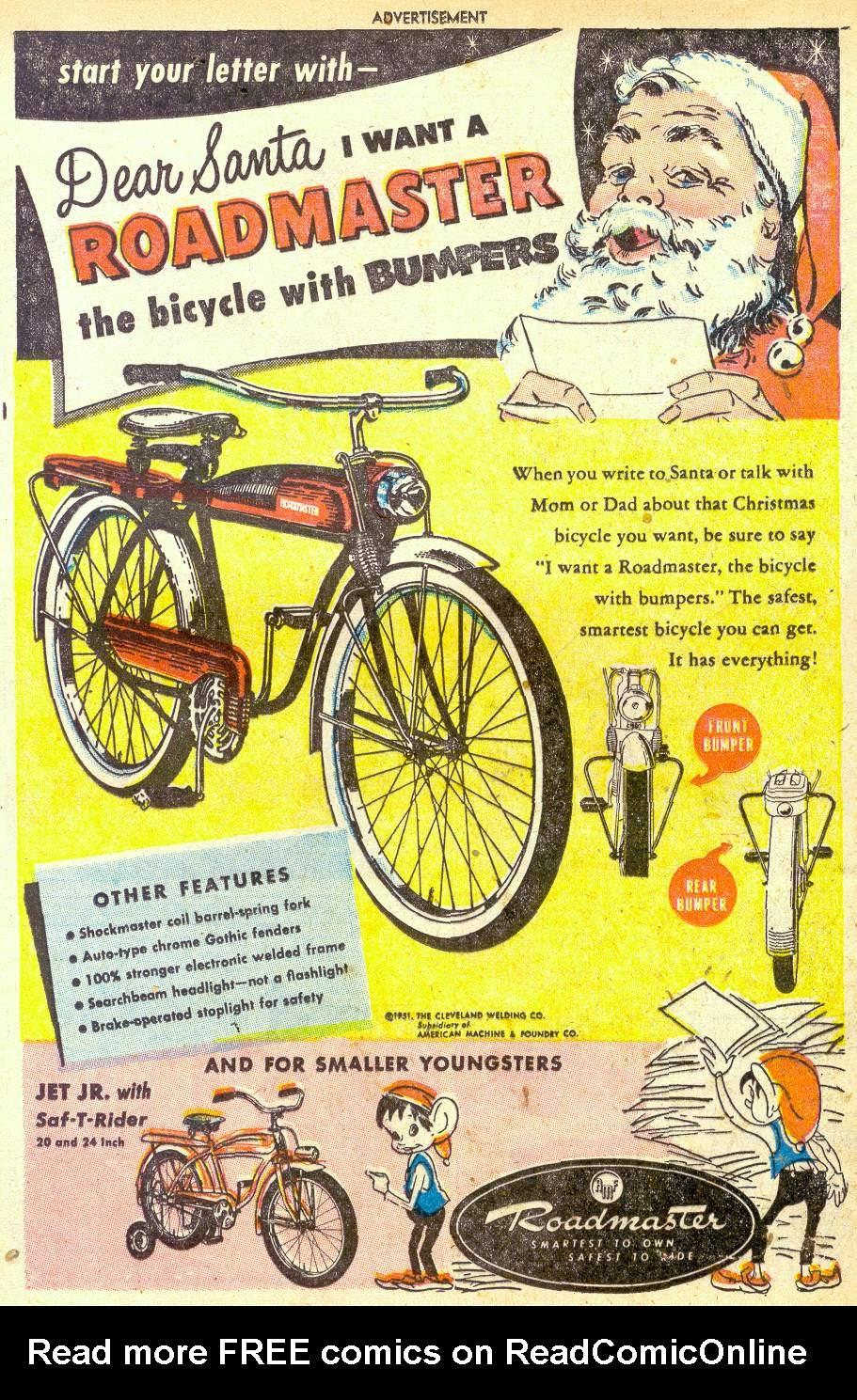 Read online Adventure Comics (1938) comic -  Issue #172 - 27
