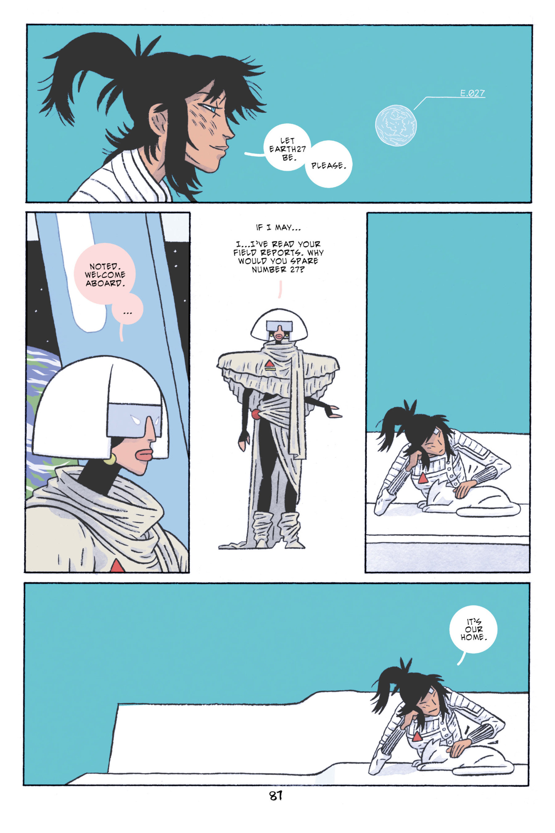 Read online ApocalyptiGirl: An Aria for the End Times comic -  Issue #ApocalyptiGirl: An Aria for the End Times Full - 94