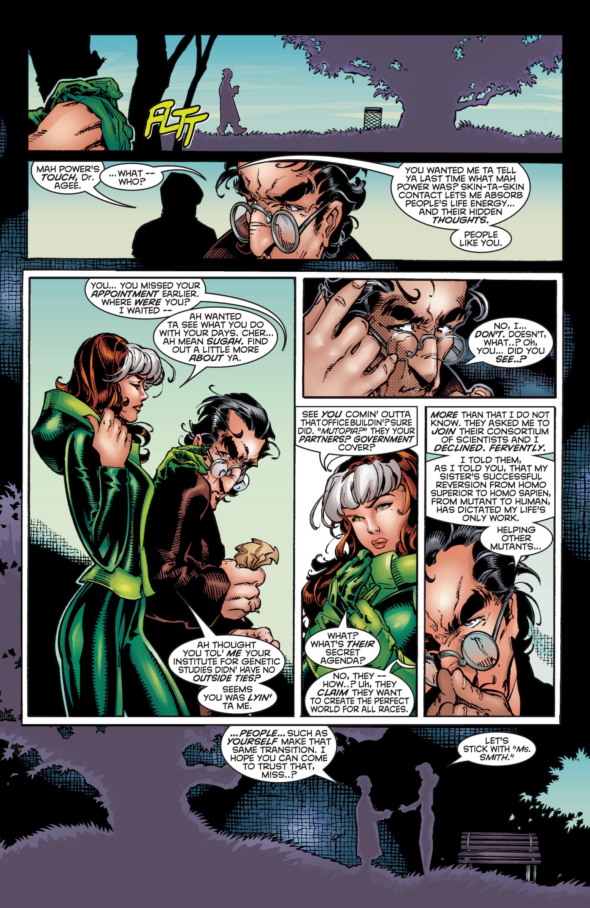 Read online Uncanny X-Men (1963) comic -  Issue #356 - 19