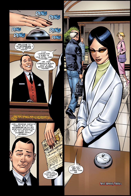 Read online Amazing Fantasy (2004) comic -  Issue #8 - 23