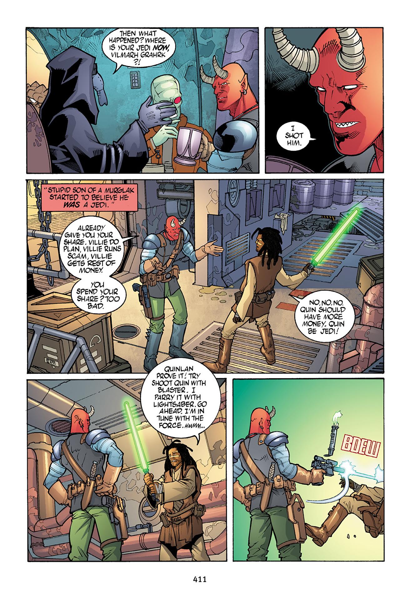 Read online Star Wars Omnibus comic -  Issue # Vol. 15.5 - 129