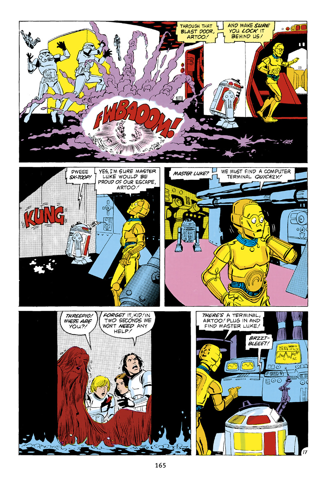 Read online Star Wars Omnibus comic -  Issue # Vol. 23 - 164