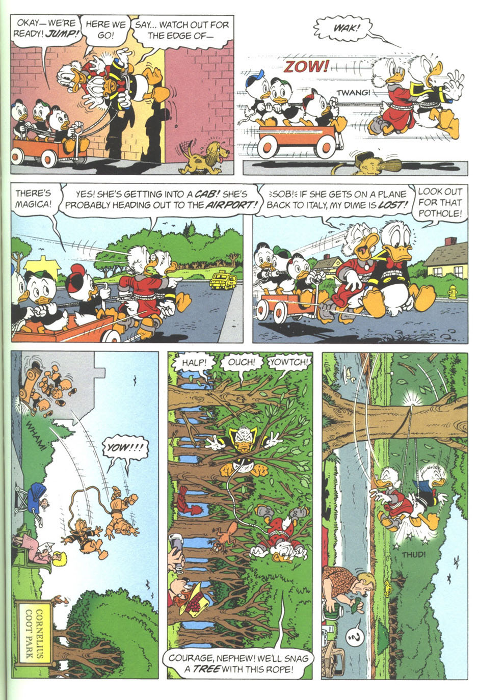 Walt Disney's Comics and Stories issue 610 - Page 59