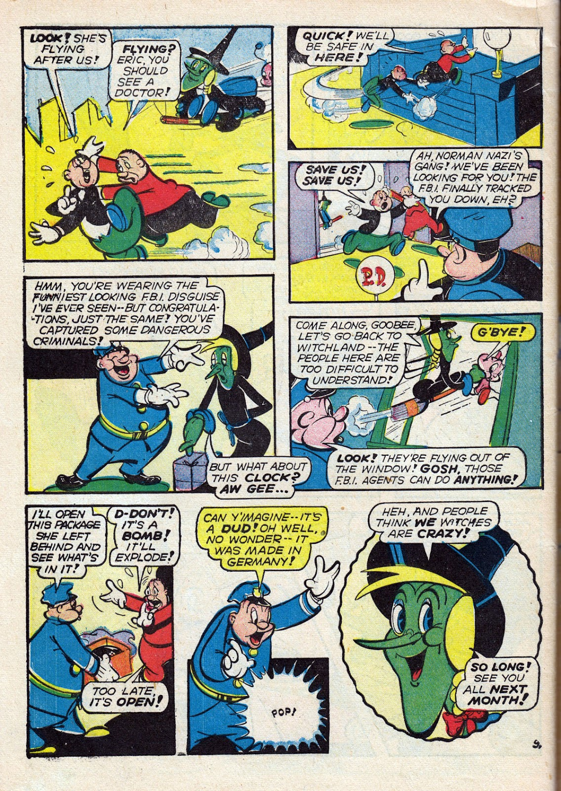 Read online Comedy Comics (1942) comic -  Issue #14 - 66