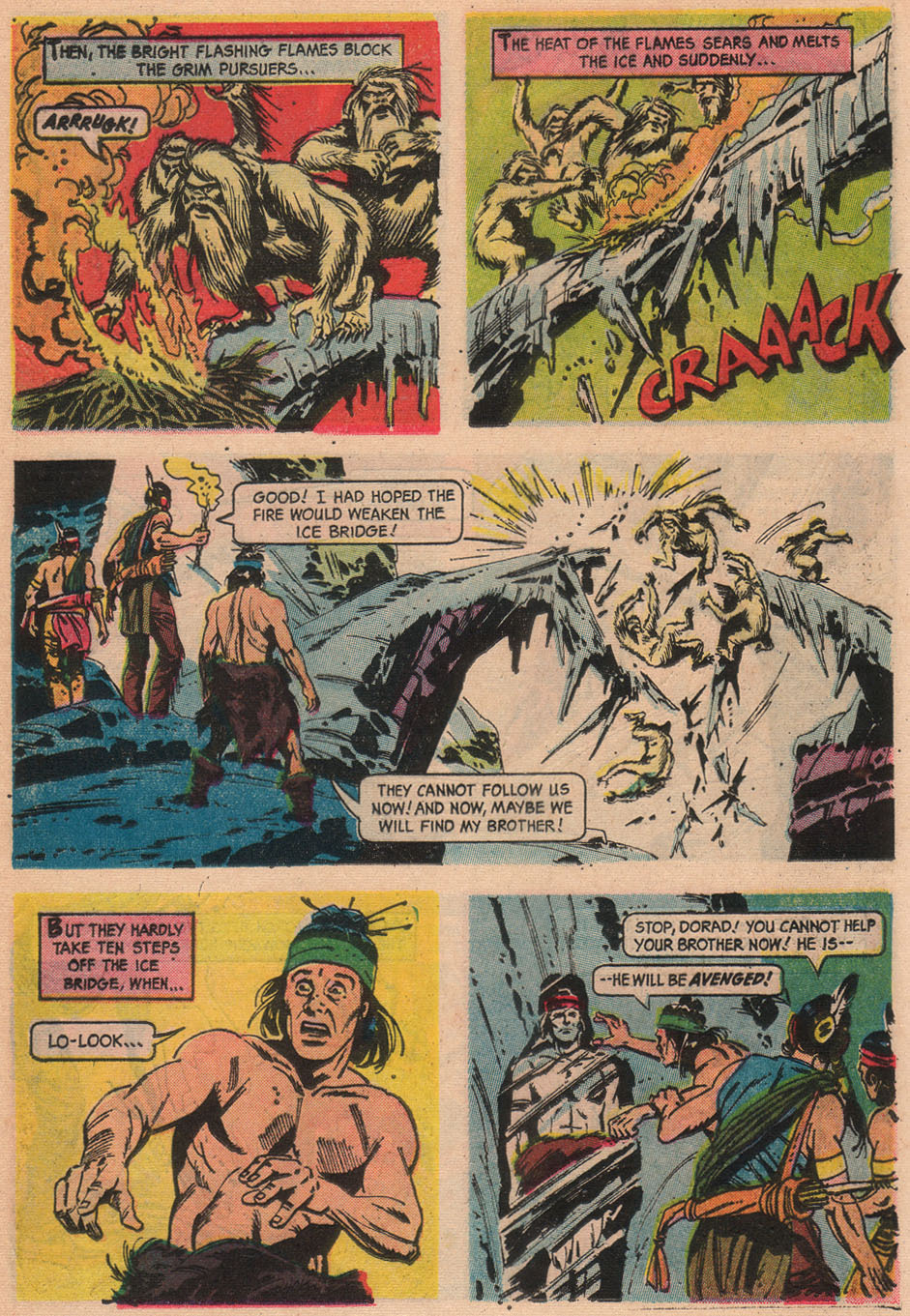 Read online Turok, Son of Stone comic -  Issue #48 - 16