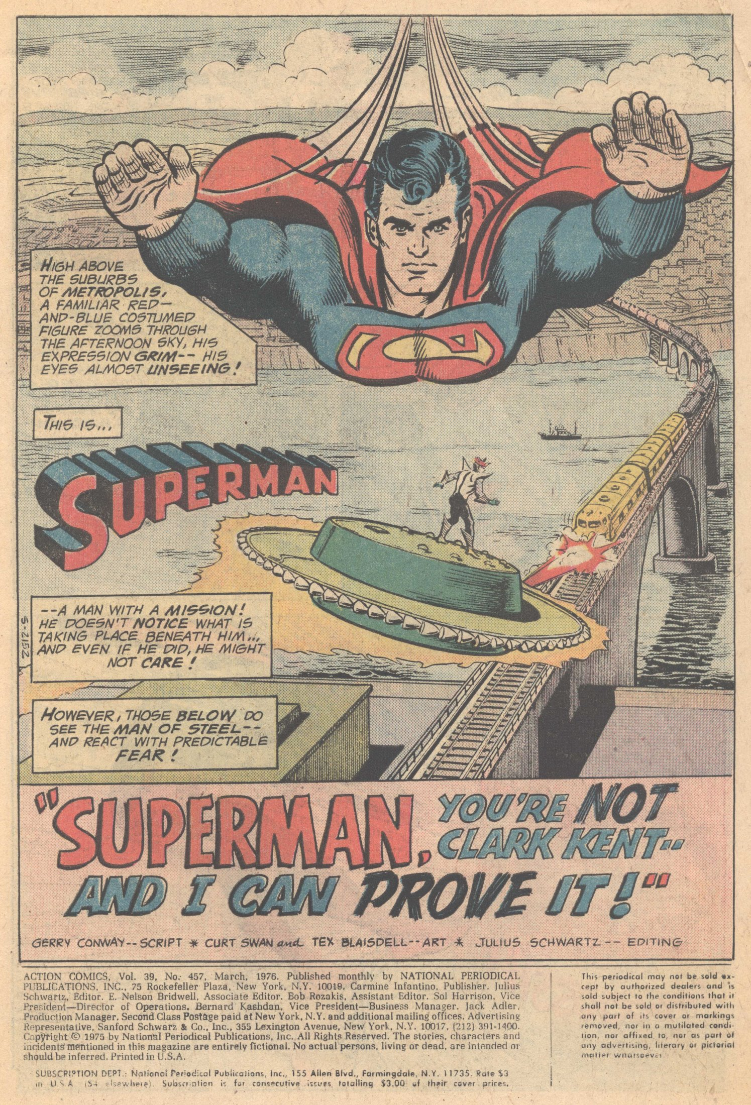 Read online Action Comics (1938) comic -  Issue #457 - 3