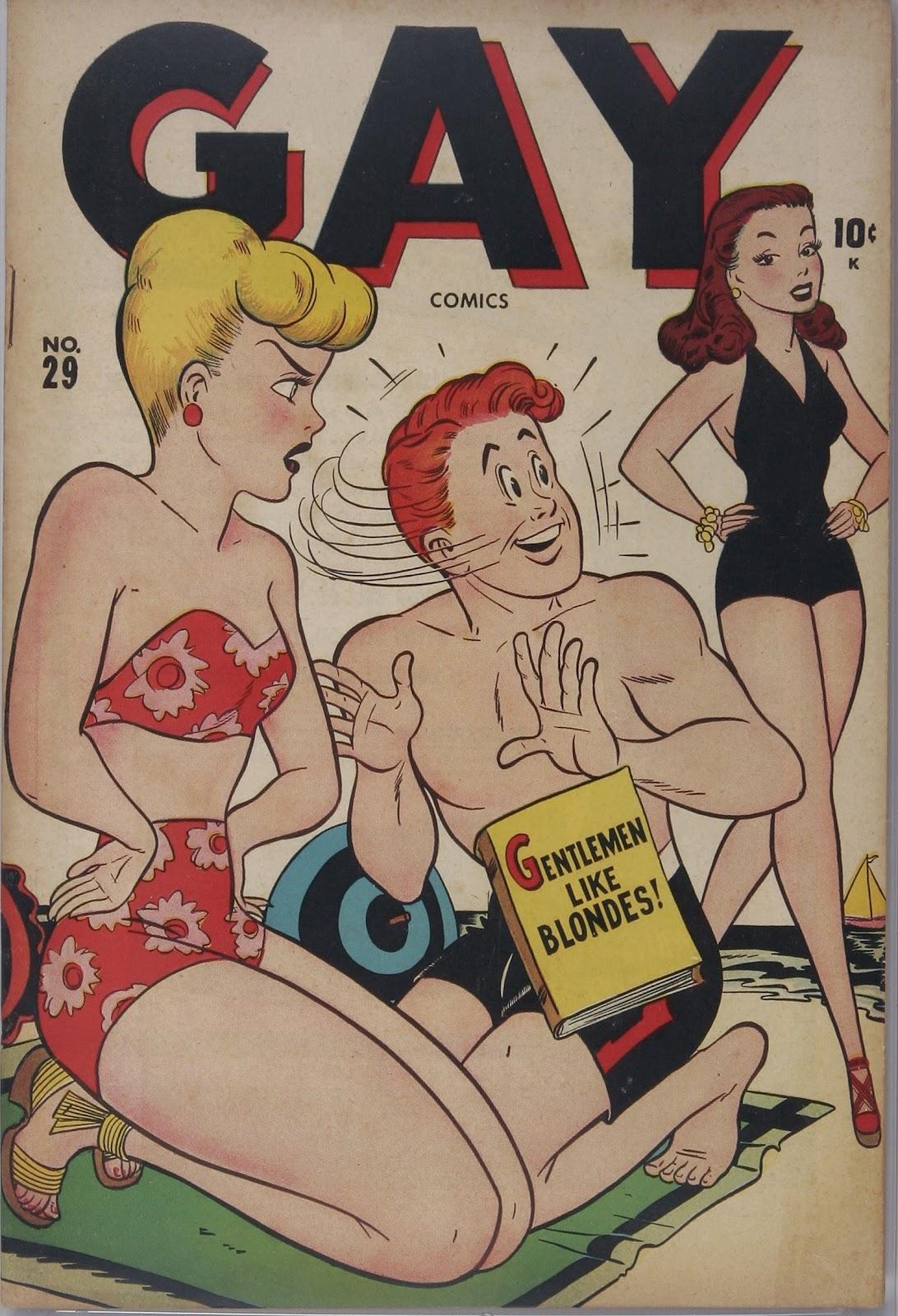 Read online Gay Comics comic -  Issue #29 - 1