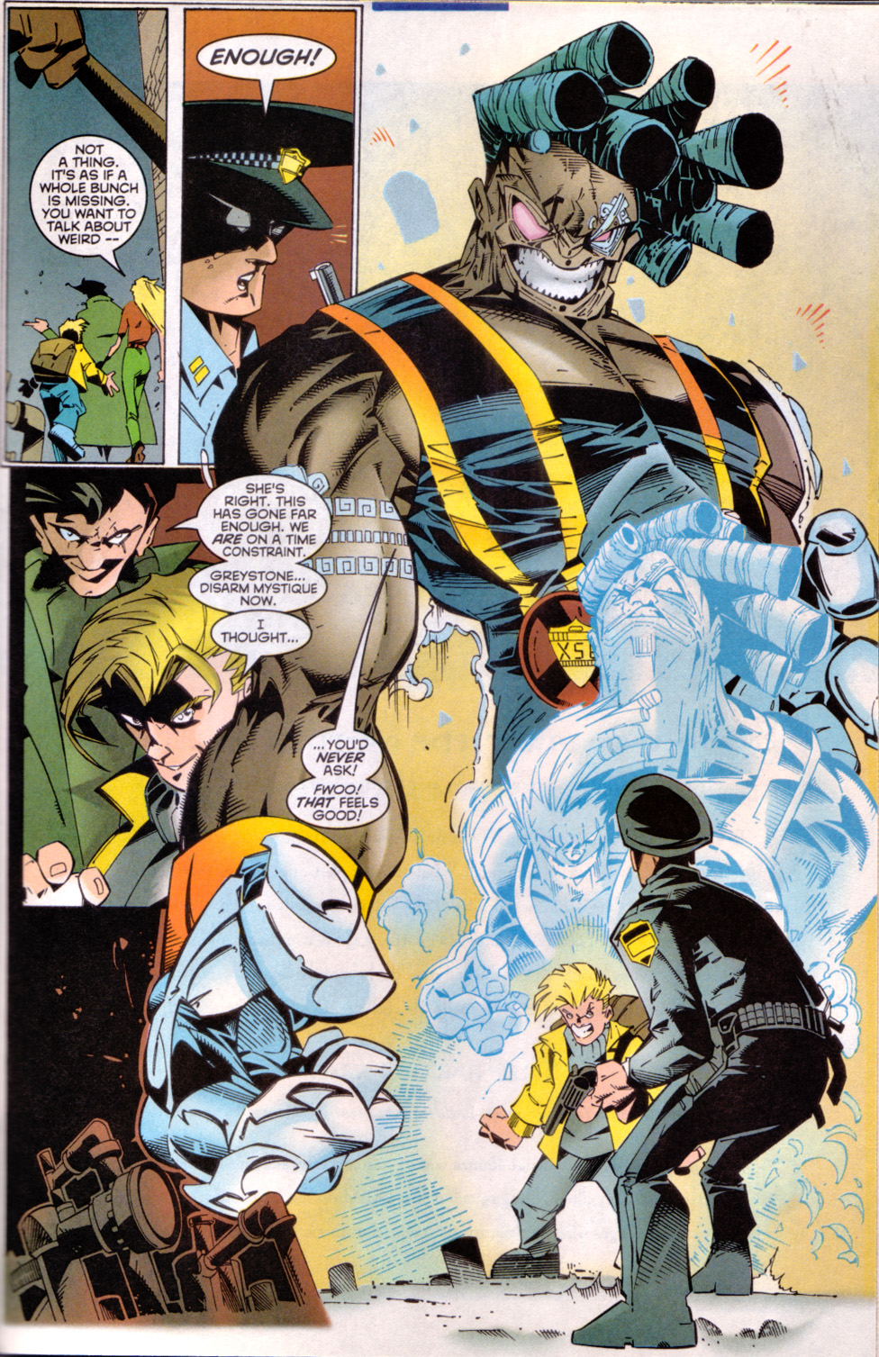 Read online X-Factor (1986) comic -  Issue #143 - 15