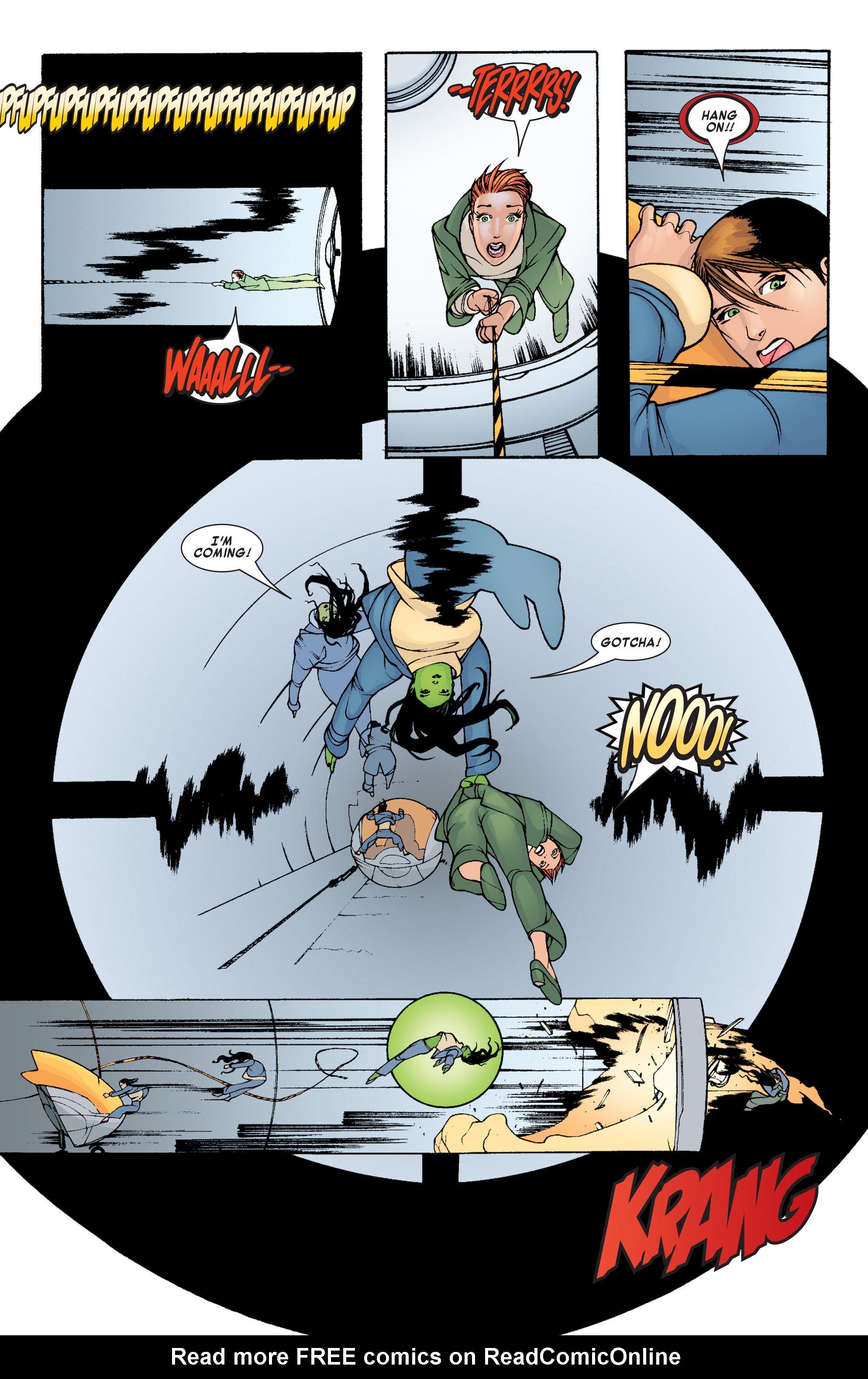 Read online She-Hulk (2004) comic -  Issue #3 - 21