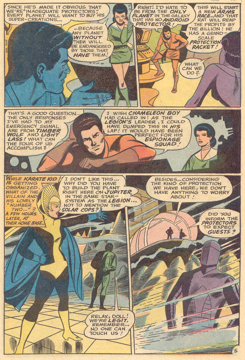 Read online Action Comics (1938) comic -  Issue #382 - 27