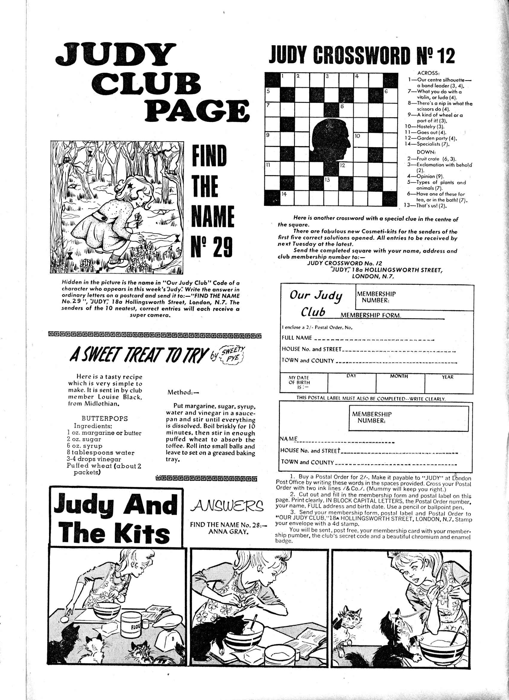 Read online Judy comic -  Issue #374 - 15