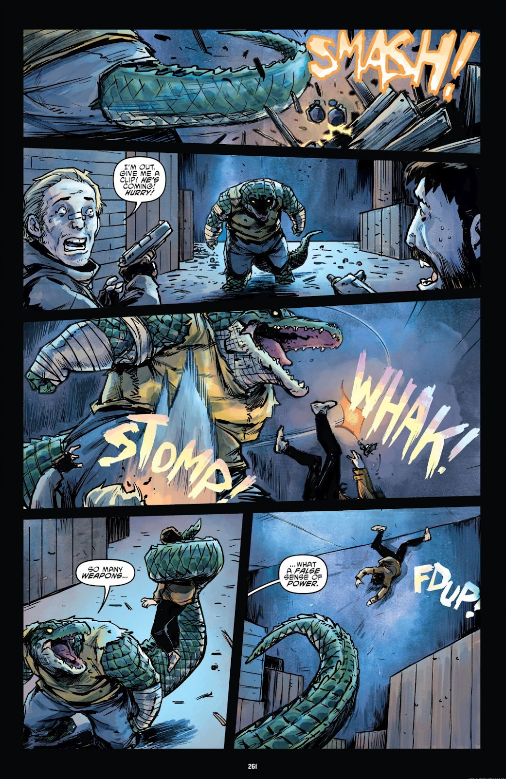 Read online Teenage Mutant Ninja Turtles: The IDW Collection comic -  Issue # TPB 8 (Part 3) - 59