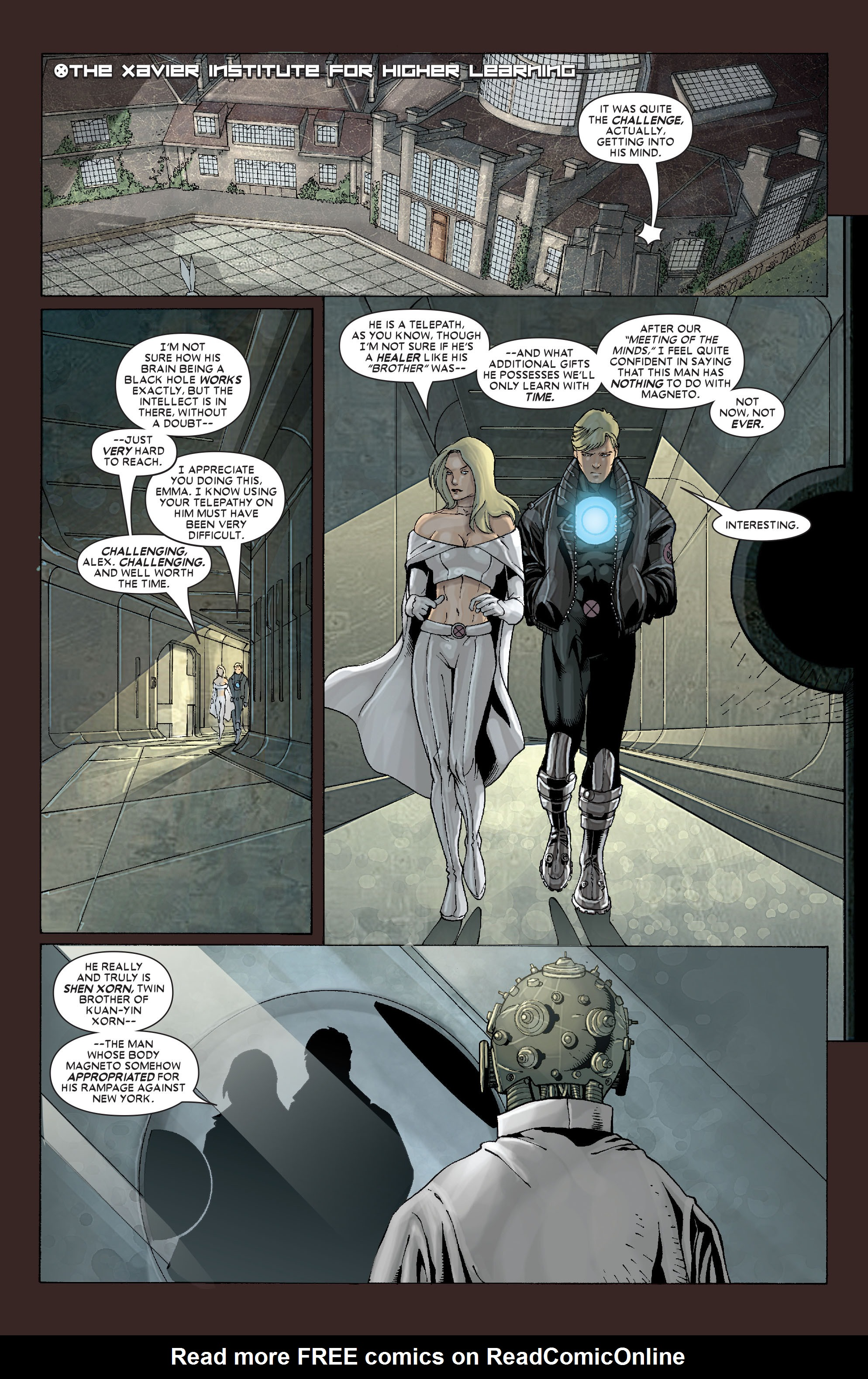 X-Men (1991) 162 Page 1