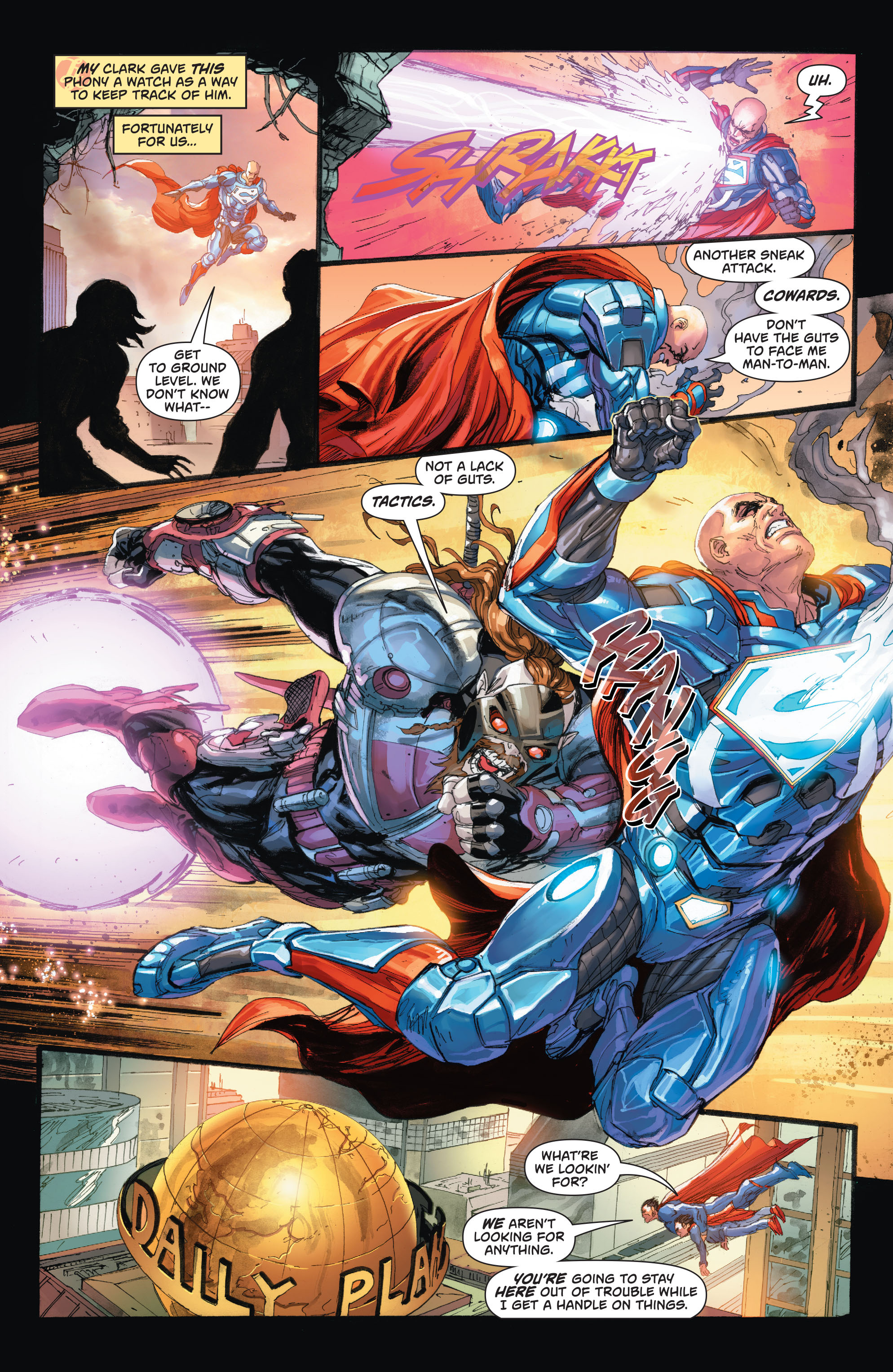 Read online Action Comics (2016) comic -  Issue #967 - 19