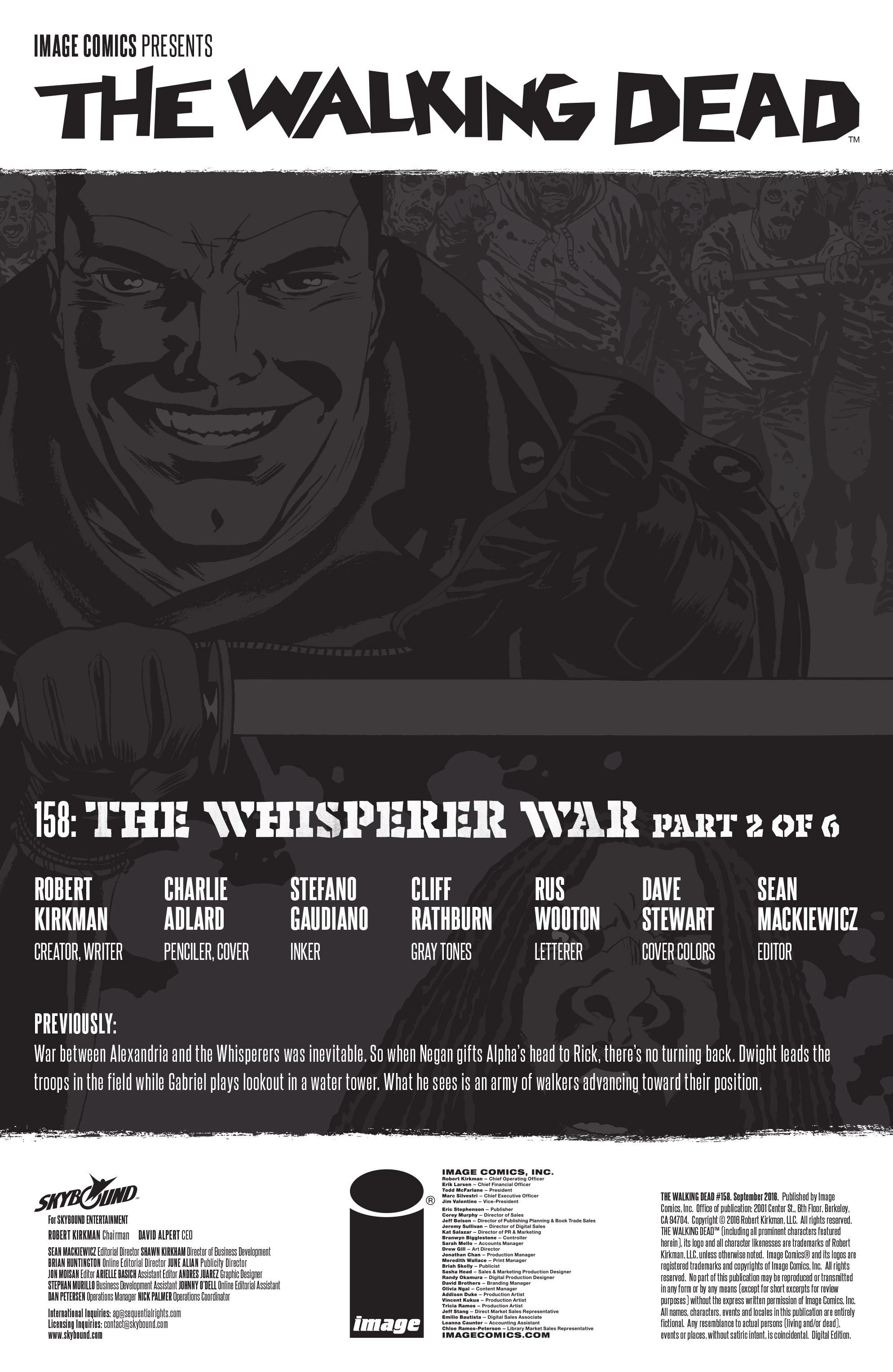 The Walking Dead 158 Page 2