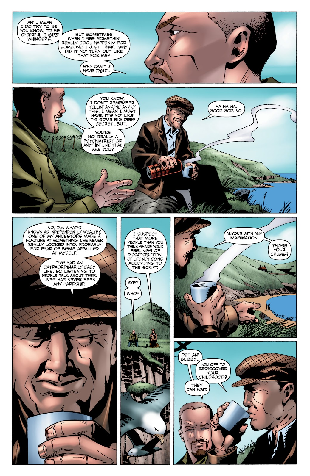 Read online The Boys Omnibus comic -  Issue # TPB 4 (Part 3) - 43
