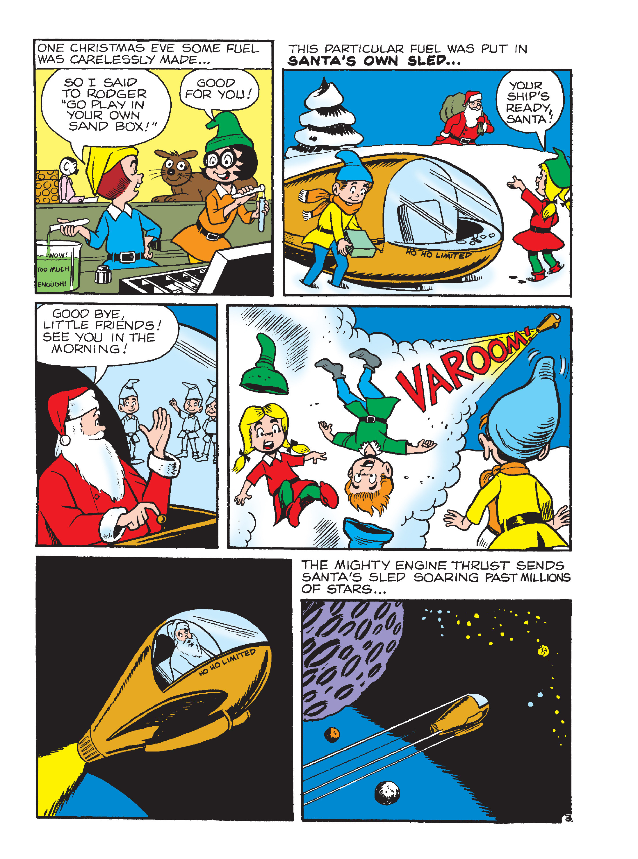 Read online Archie's Funhouse Double Digest comic -  Issue #23 - 160