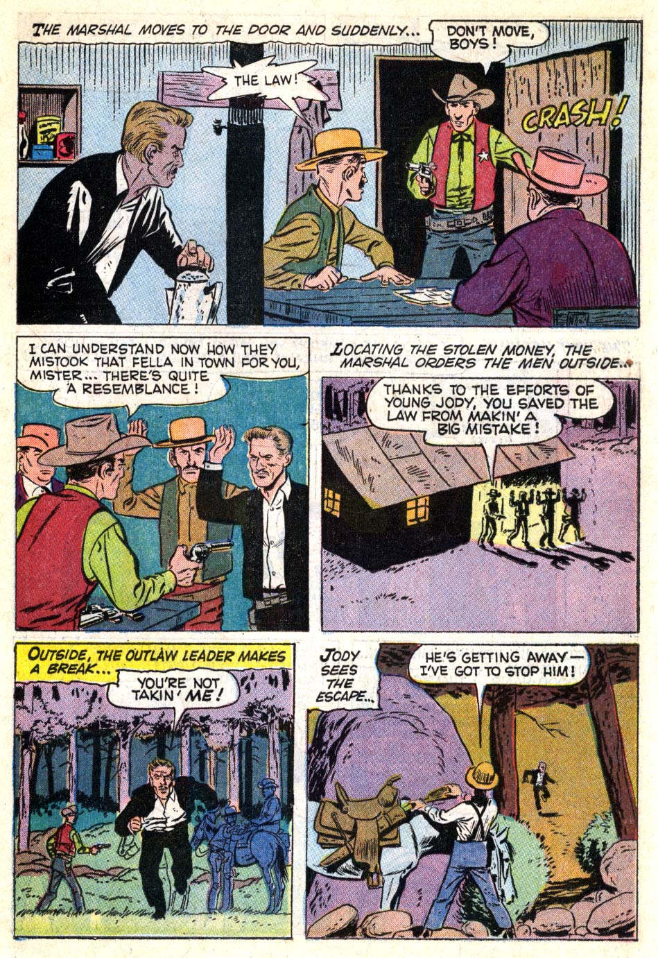 Four Color Comics issue 1011 - Page 19