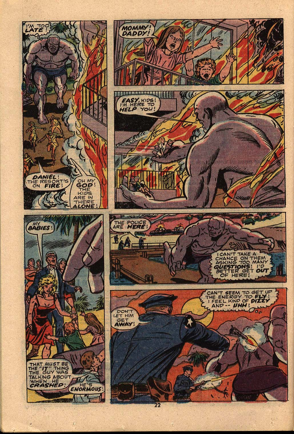 Read online Astonishing Tales (1970) comic -  Issue #21 - 15