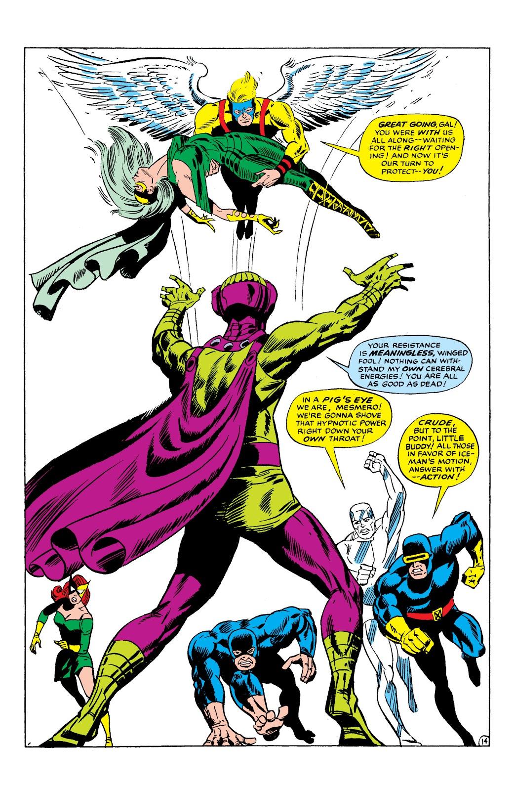 Uncanny X-Men (1963) issue 50 - Page 14