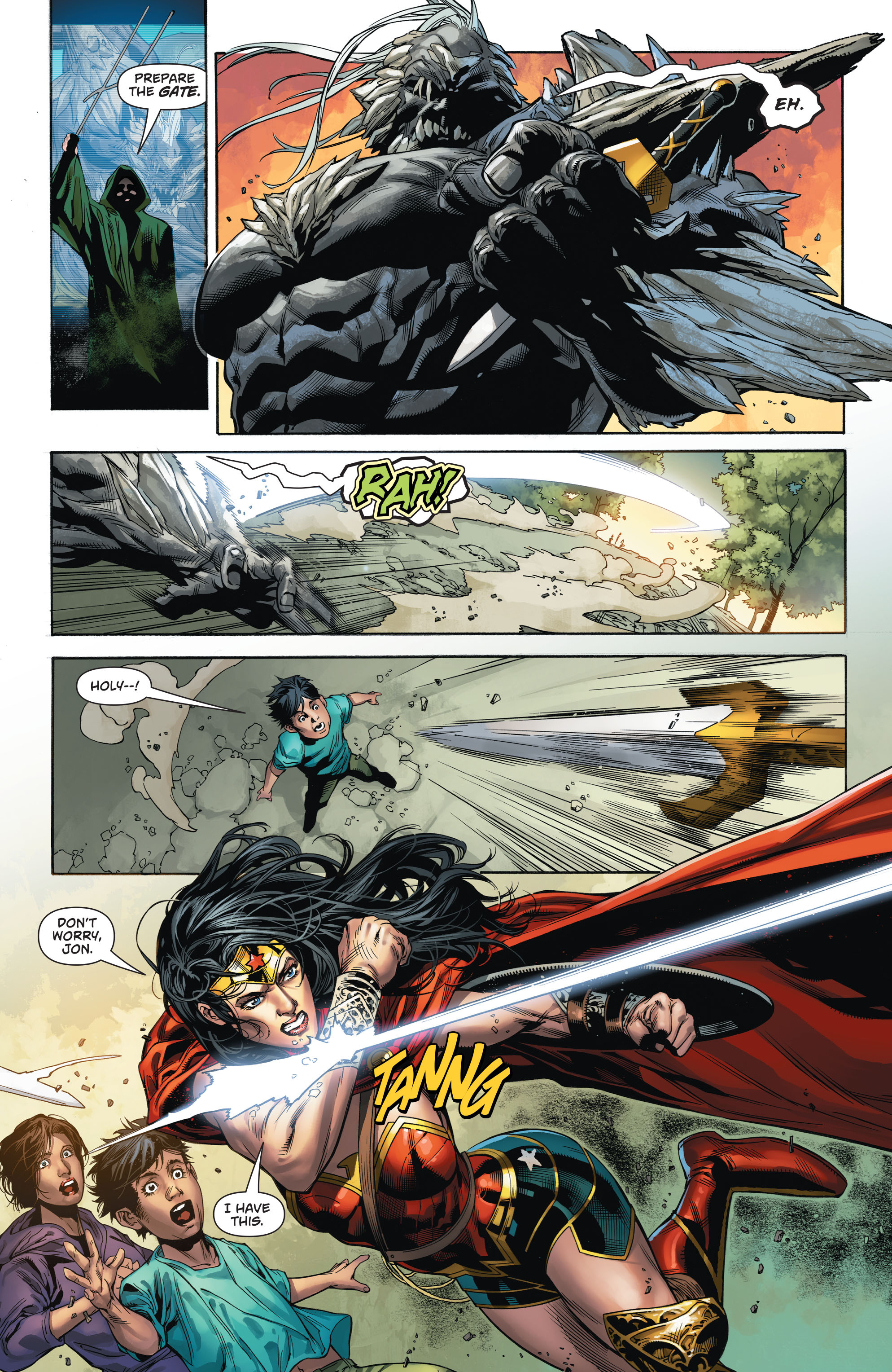 Read online Action Comics (2016) comic -  Issue #961 - 12