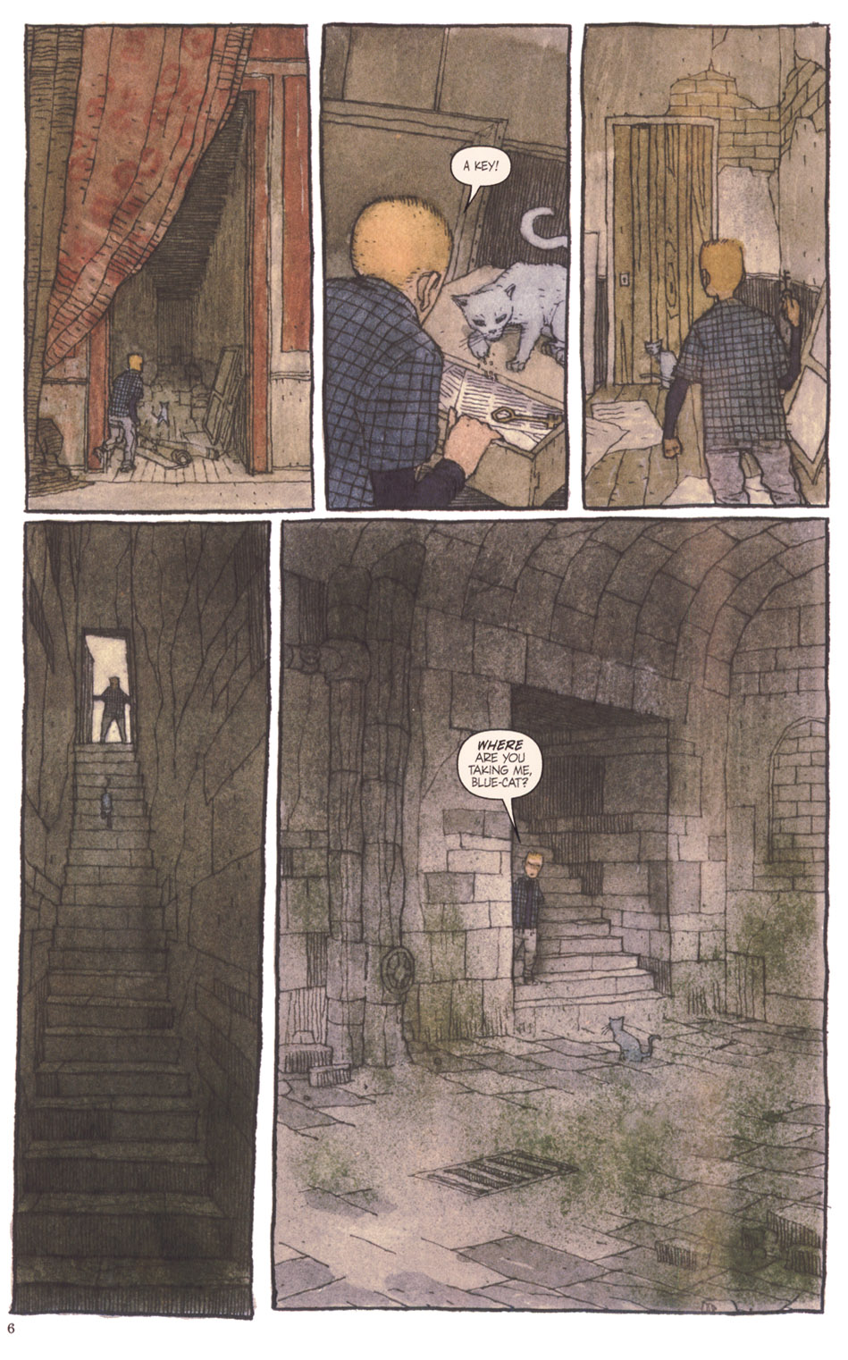 Read online Clive Barker's The Thief Of Always comic -  Issue #3 - 7