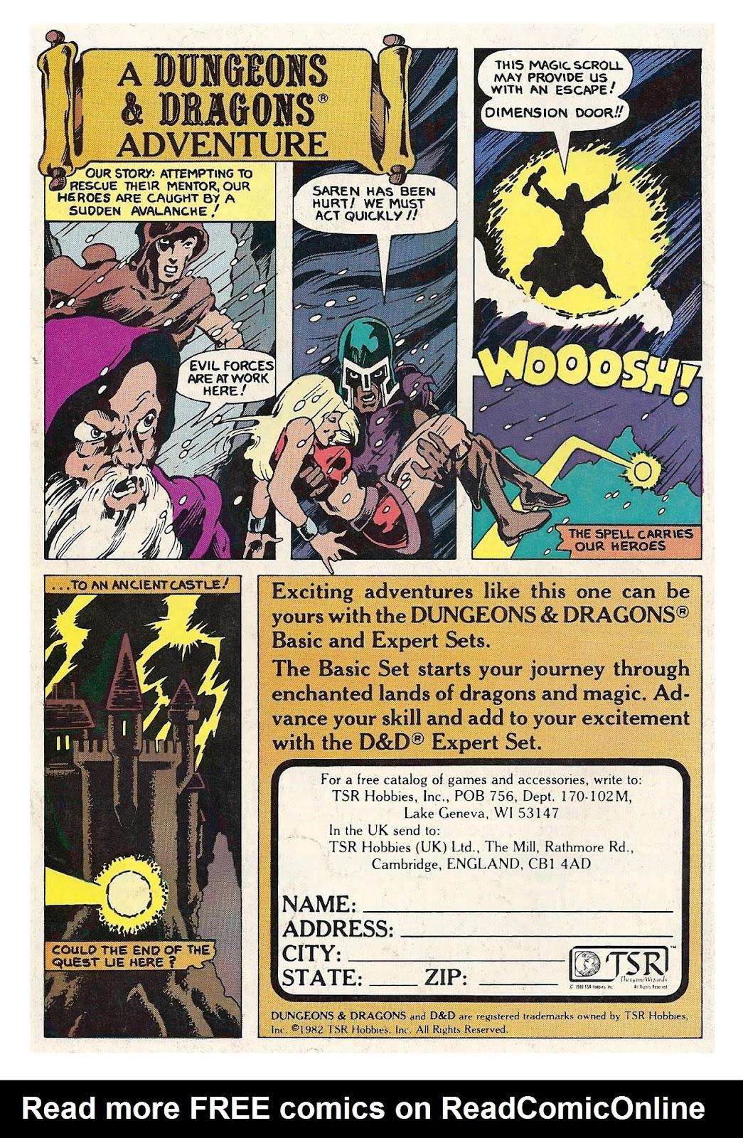 Arak Son of Thunder 13 Page 36