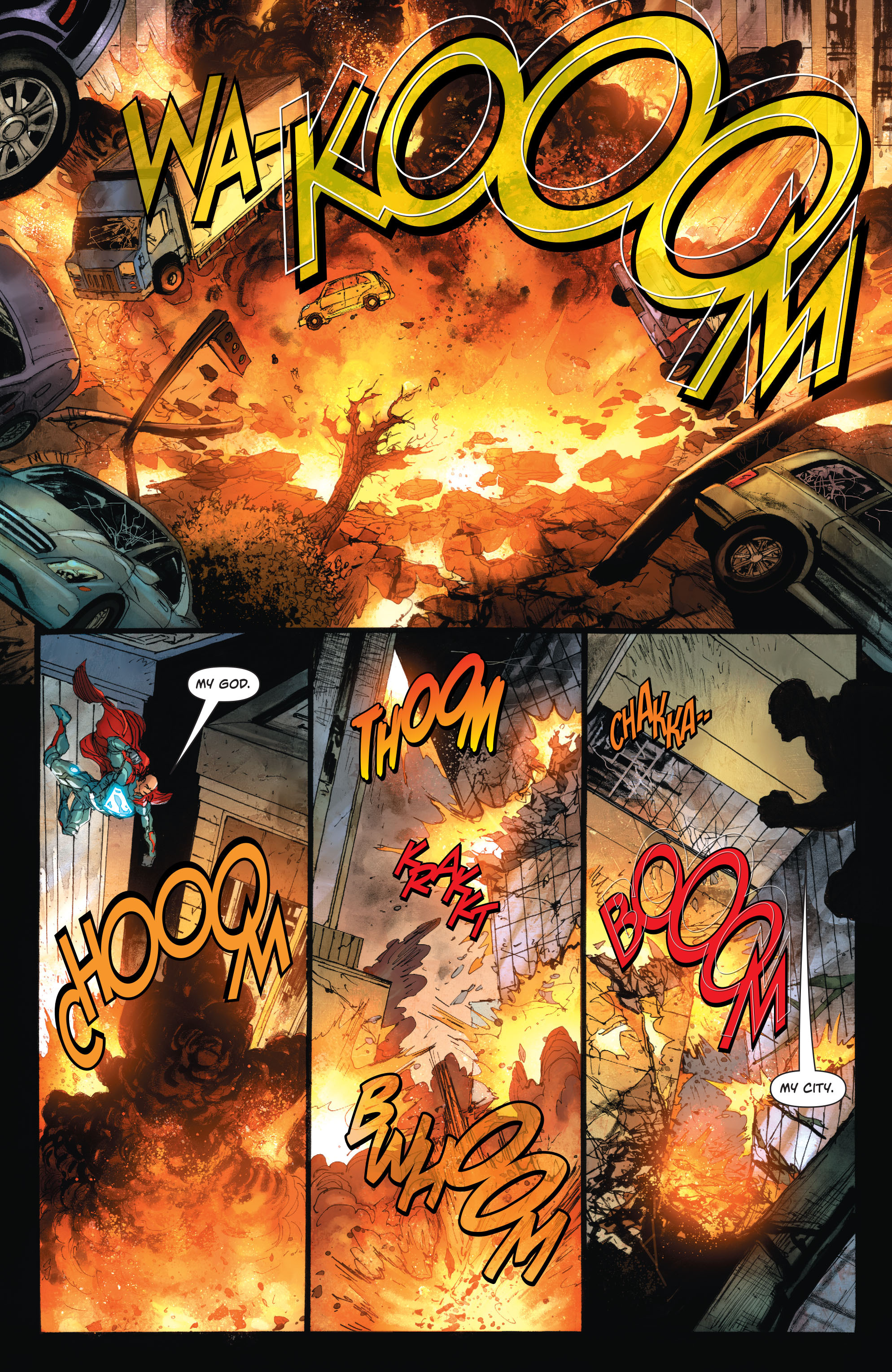 Read online Action Comics (2016) comic -  Issue #959 - 19