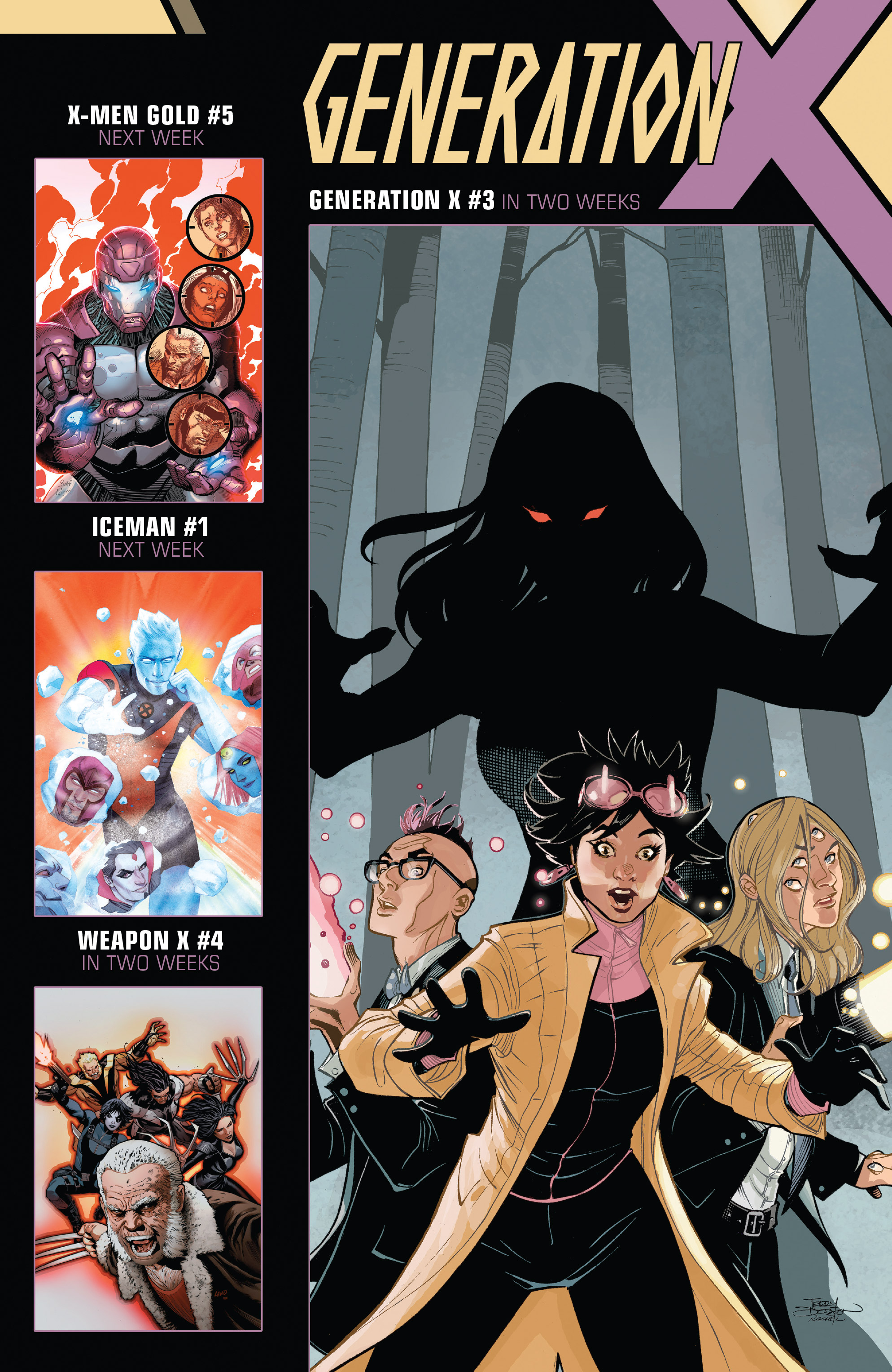 Read online Generation X (2017) comic -  Issue #2 - 24