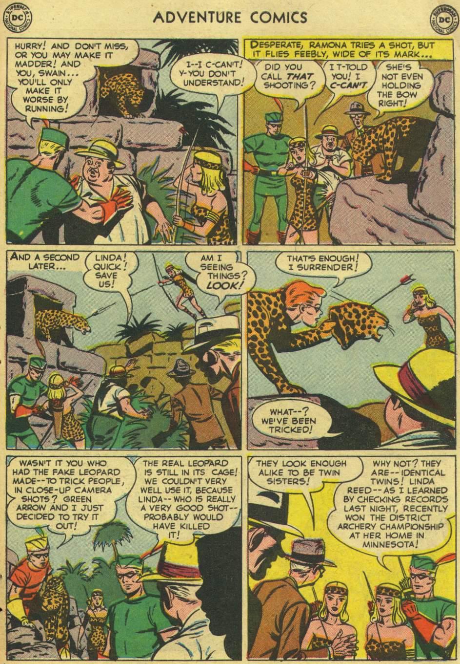 Read online Adventure Comics (1938) comic -  Issue #167 - 47
